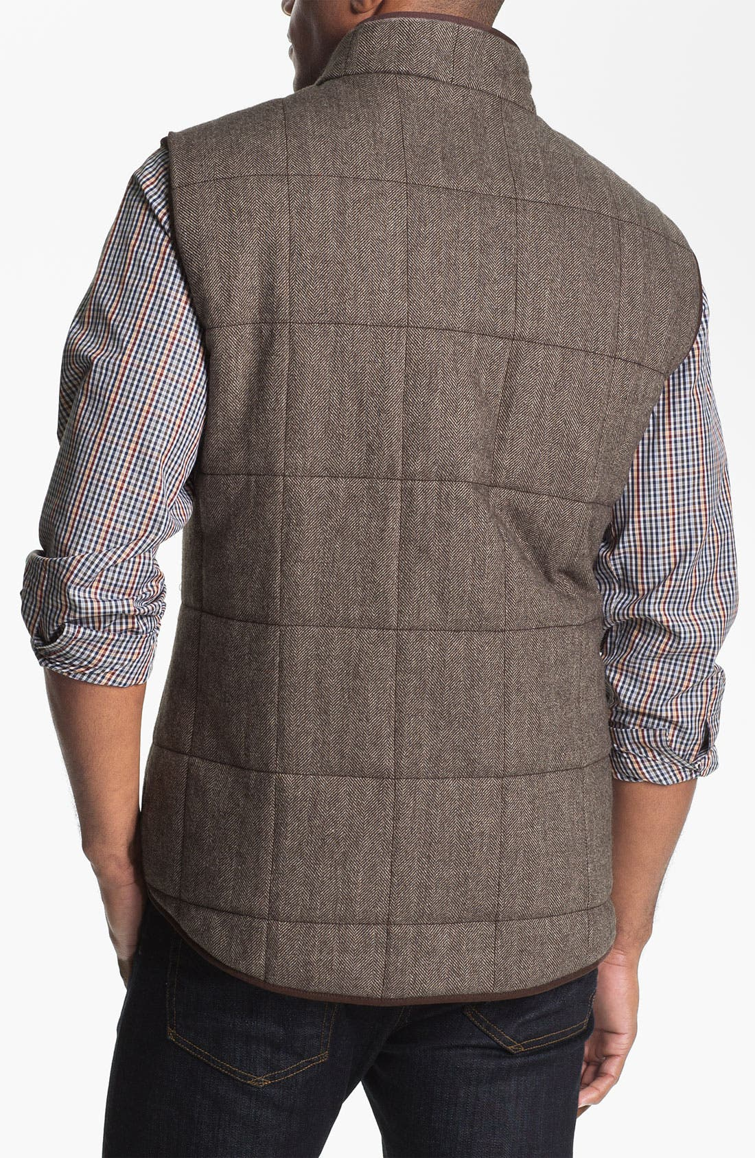 Alternate Image 2  - Tommy Bahama 'Fully Vested' Reversible Vest