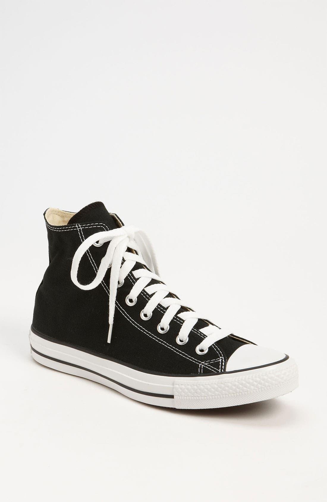 Alternate Image 1 Selected - Converse Chuck Taylor® High Top Sneaker (Women)