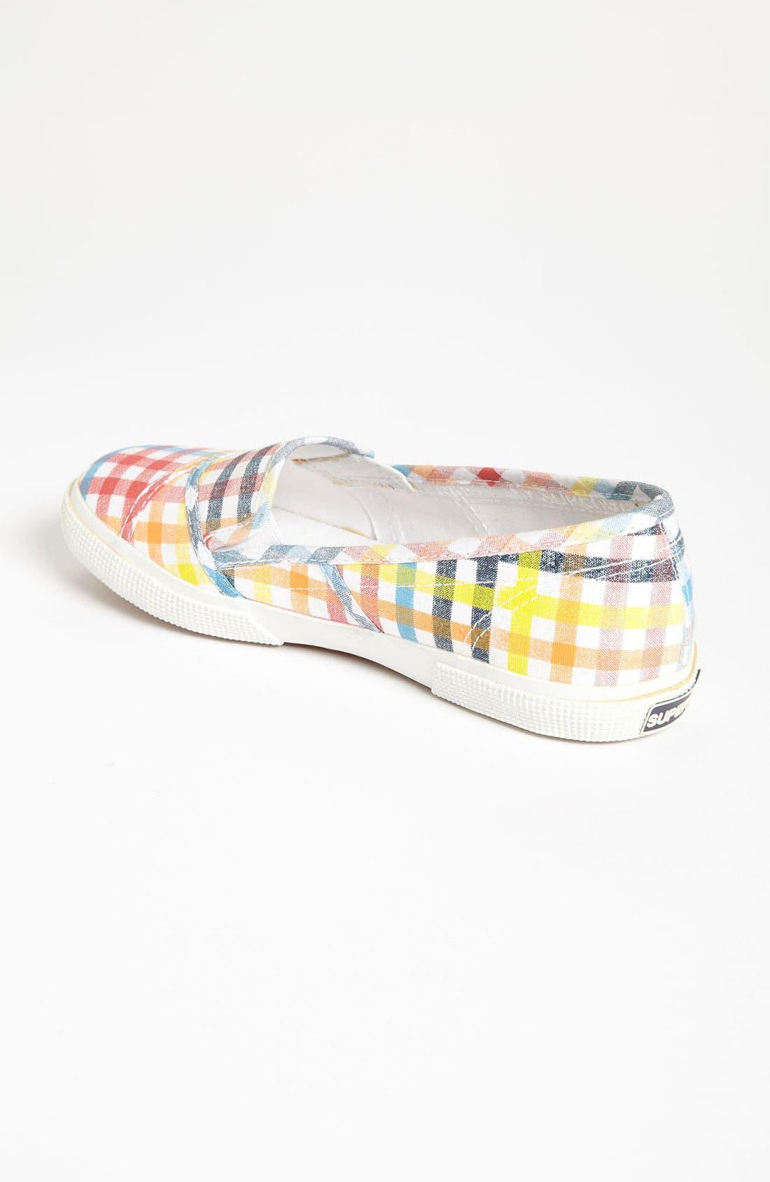 Alternate Image 2  - Superga 'A Line' Sneaker (Women)
