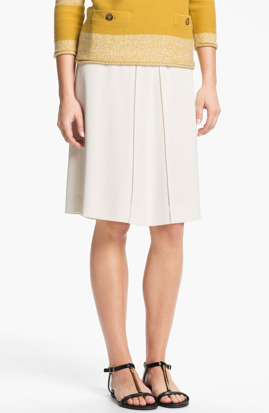 Alternate Image 1 Selected - Tory Burch 'Alton' Skirt