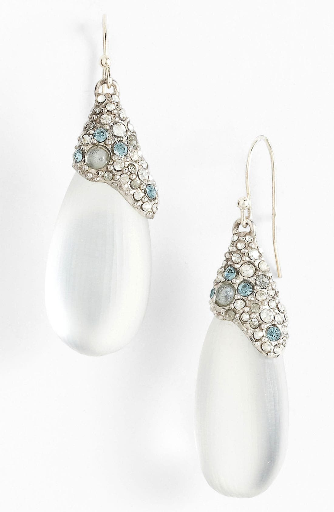 Main Image - Alexis Bittar 'Modular' Encrusted Teardrop Earrings