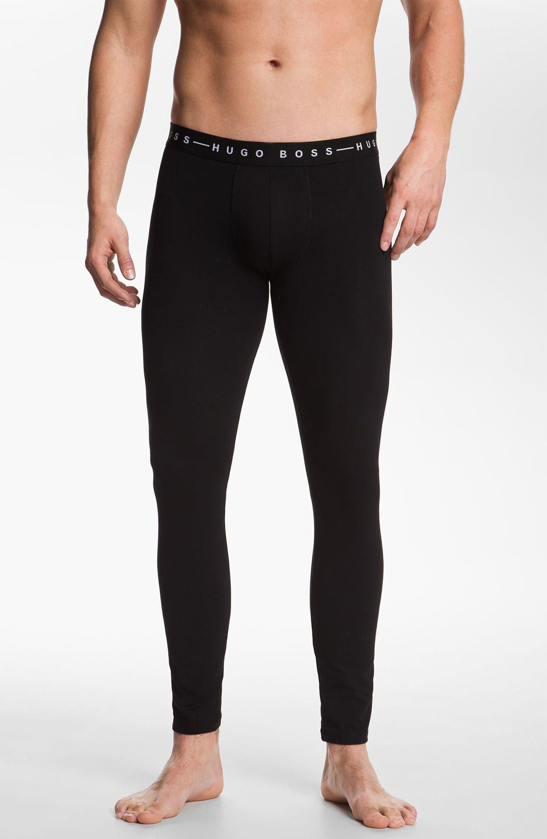 Alternate Image 1 Selected - BOSS Black 'Innovation 1' Long Underwear