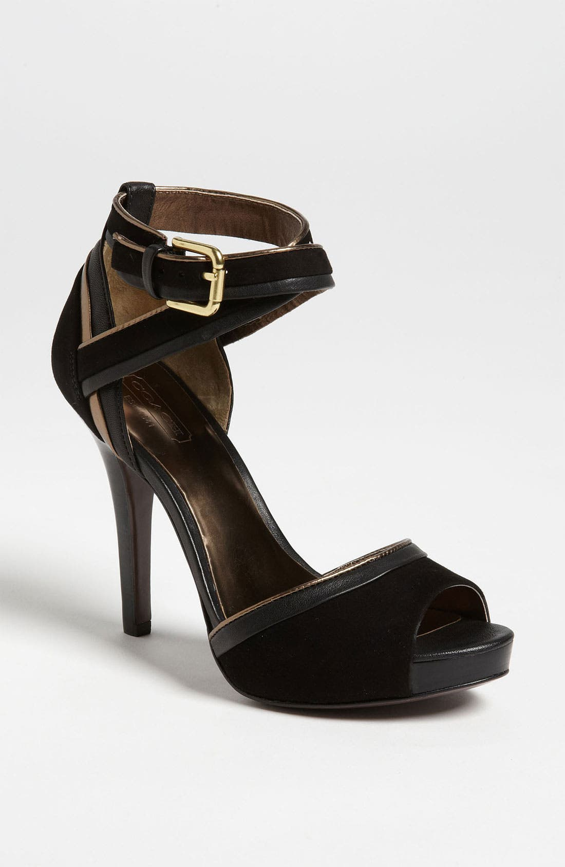 Alternate Image 1 Selected - COACH 'Andrea' Sandal