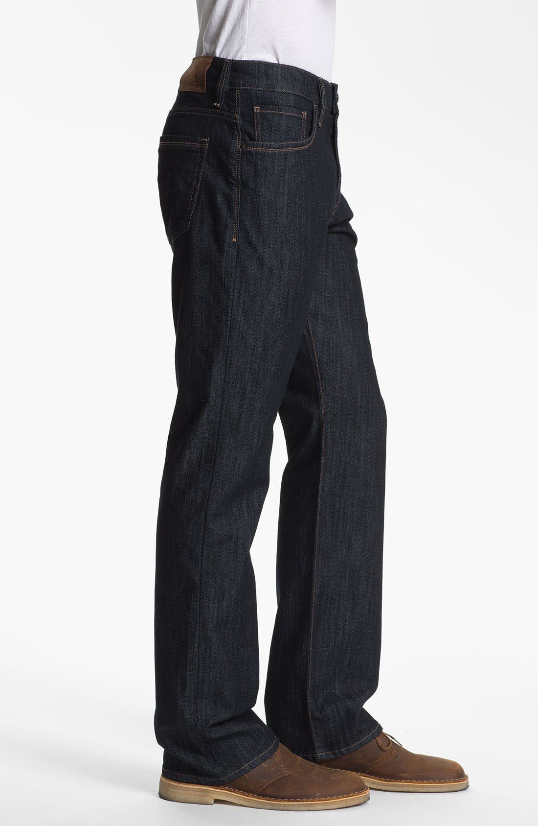 Alternate Image 3  - 34 Heritage 'Confidence' Relaxed Leg Jeans (Rinse Mercerized) (Online Only)