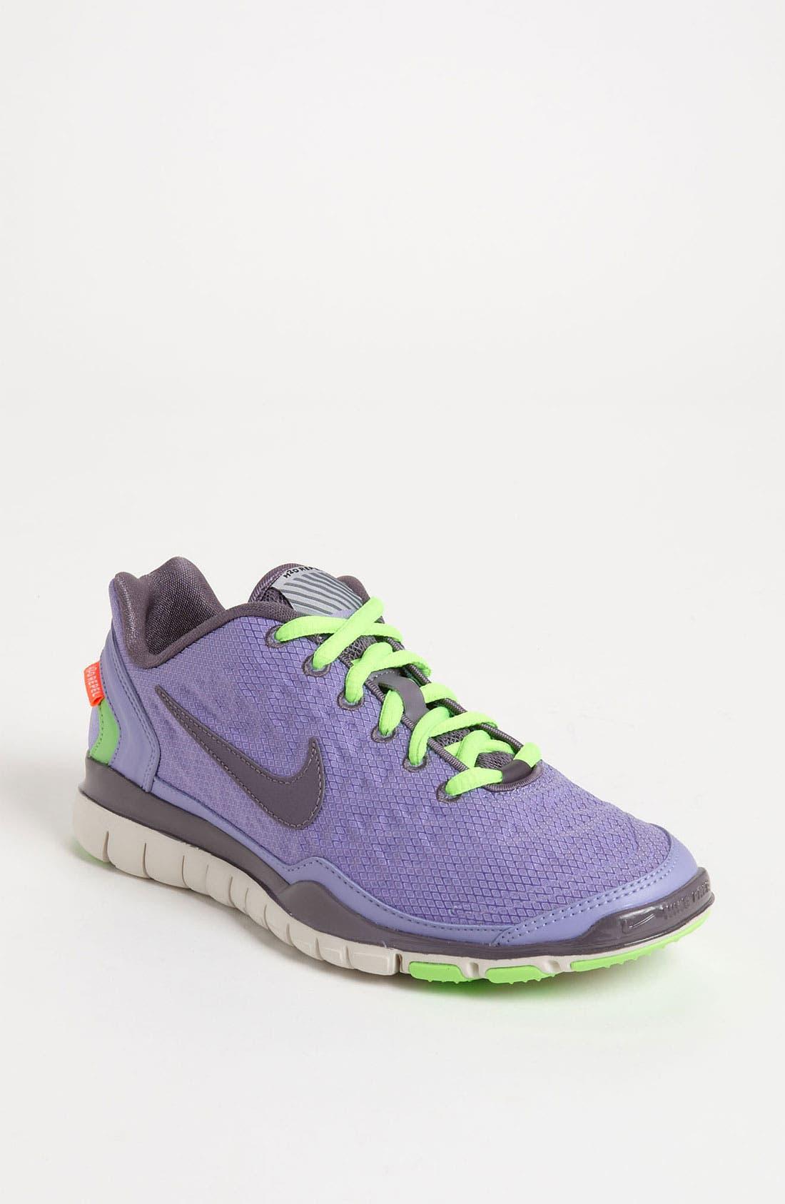Alternate Image 1 Selected - Nike 'Free TR Fit 2 Shield' Training Shoe (Women)