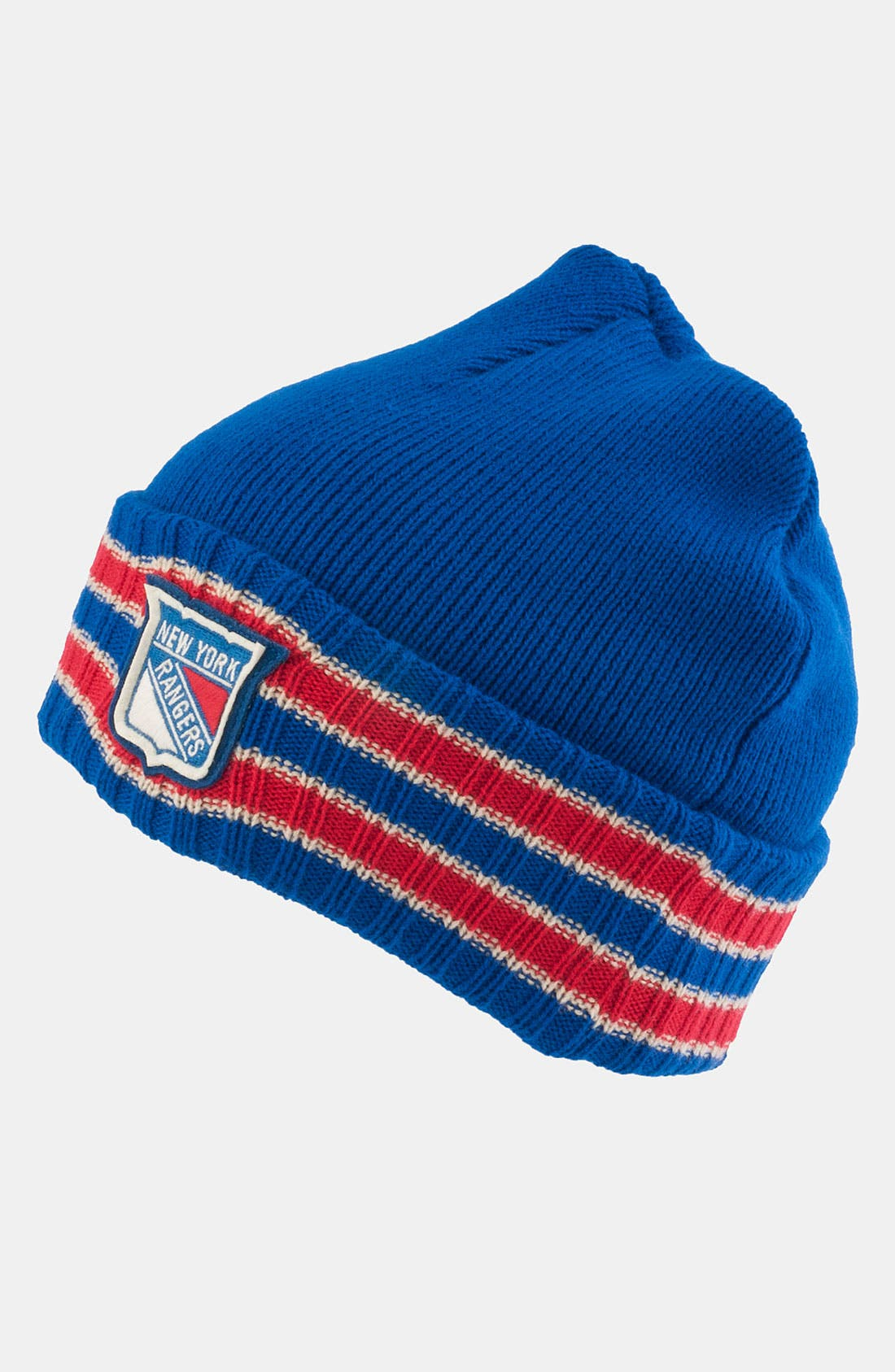 Main Image - American Needle 'New York Rangers - Slash' Knit Hat