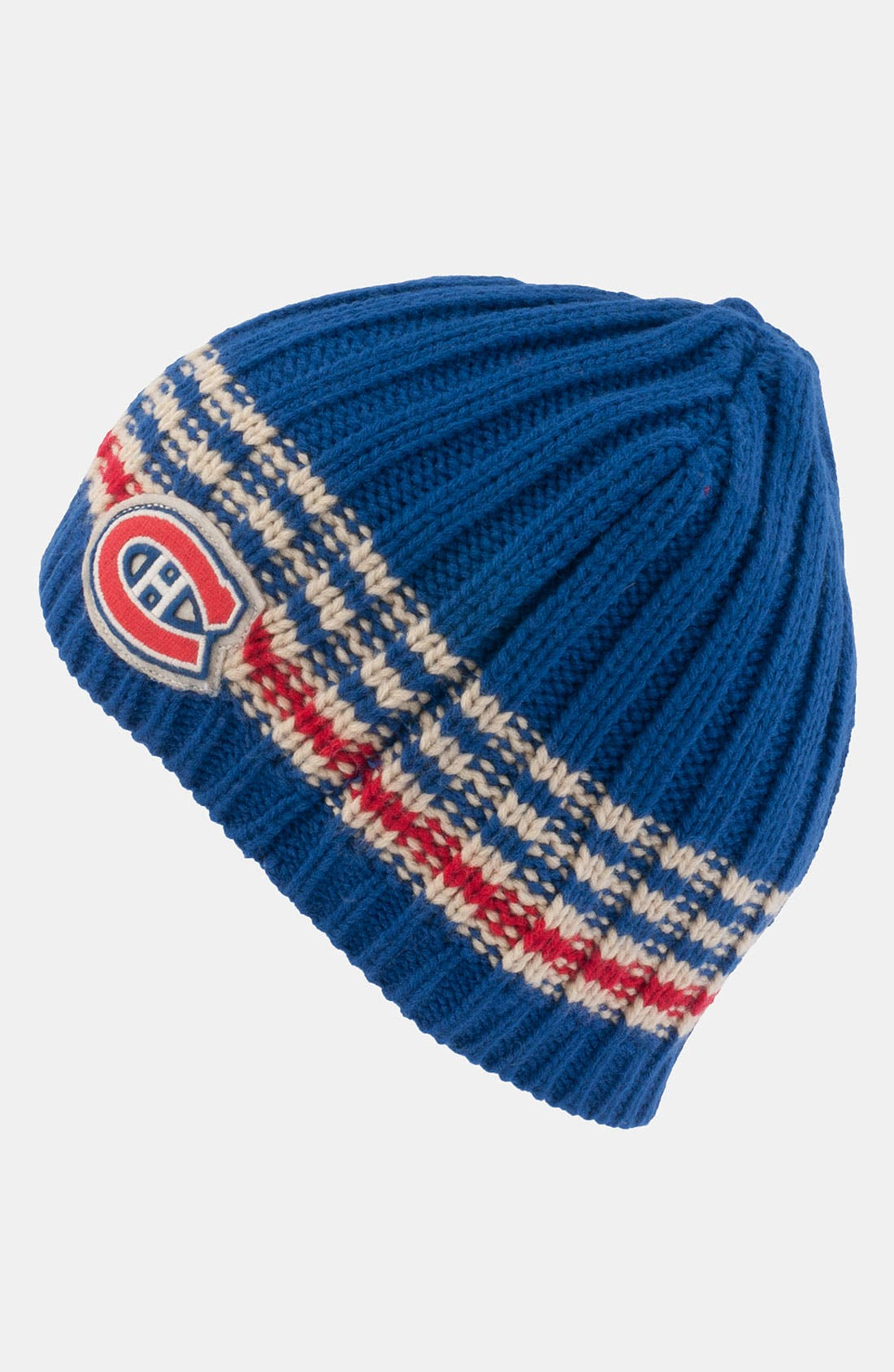 Main Image - American Needle 'Montreal Canadiens - Targhee' Knit Hat