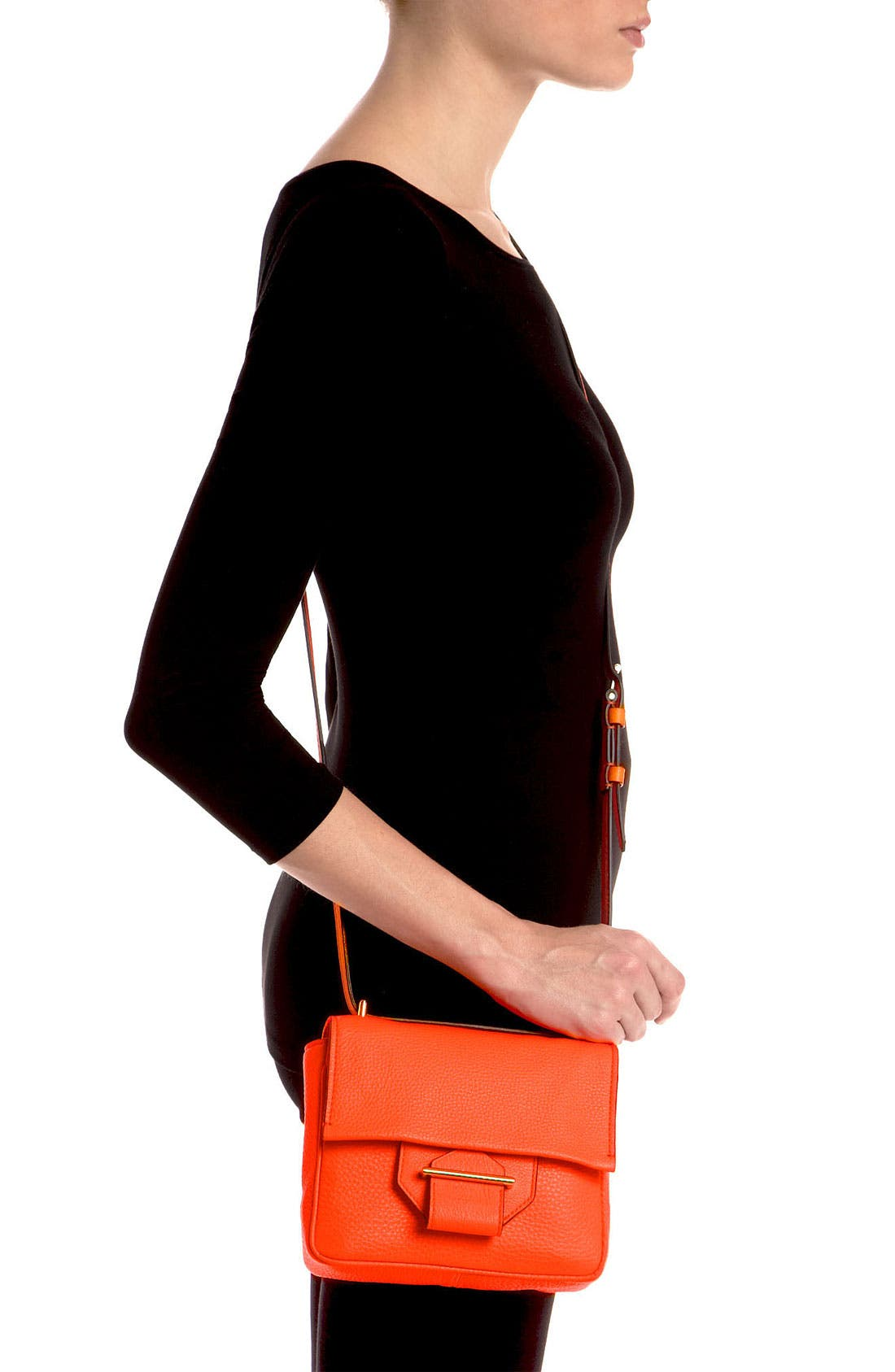Alternate Image 2  - Reed Krakoff 'Standard - Mini' Leather Shoulder Bag