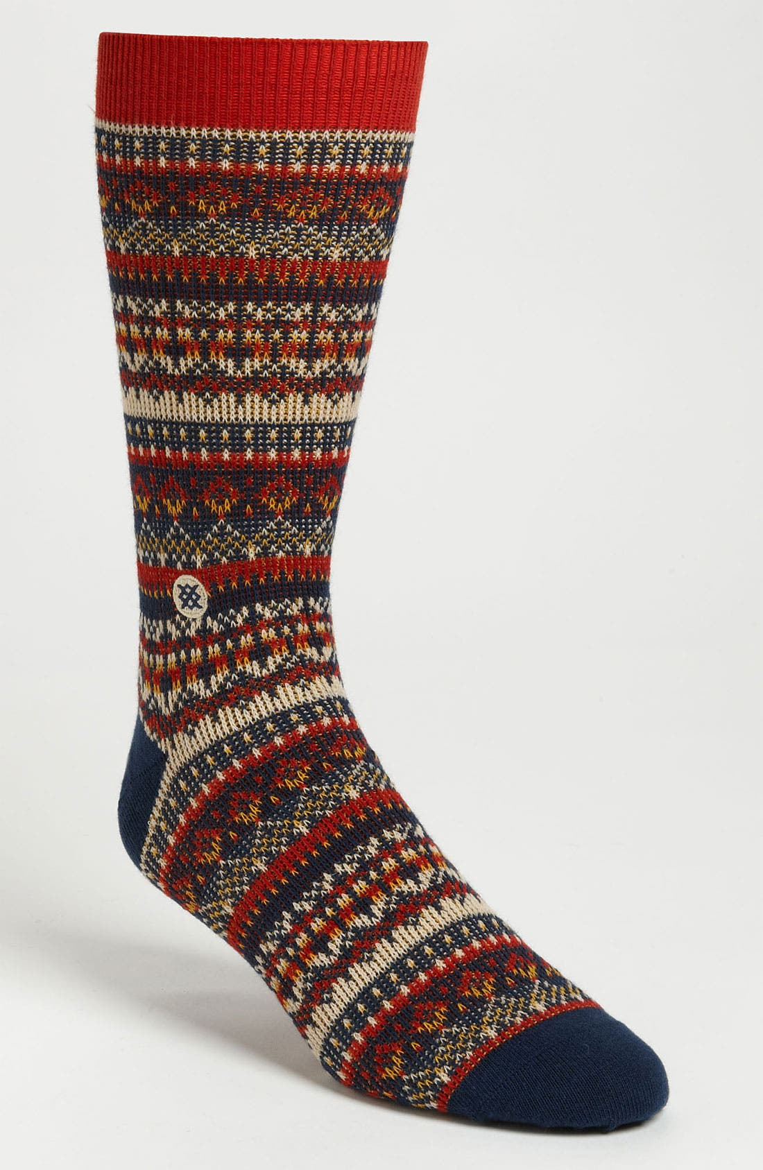 Alternate Image 1 Selected - Stance 'Moorland' Socks