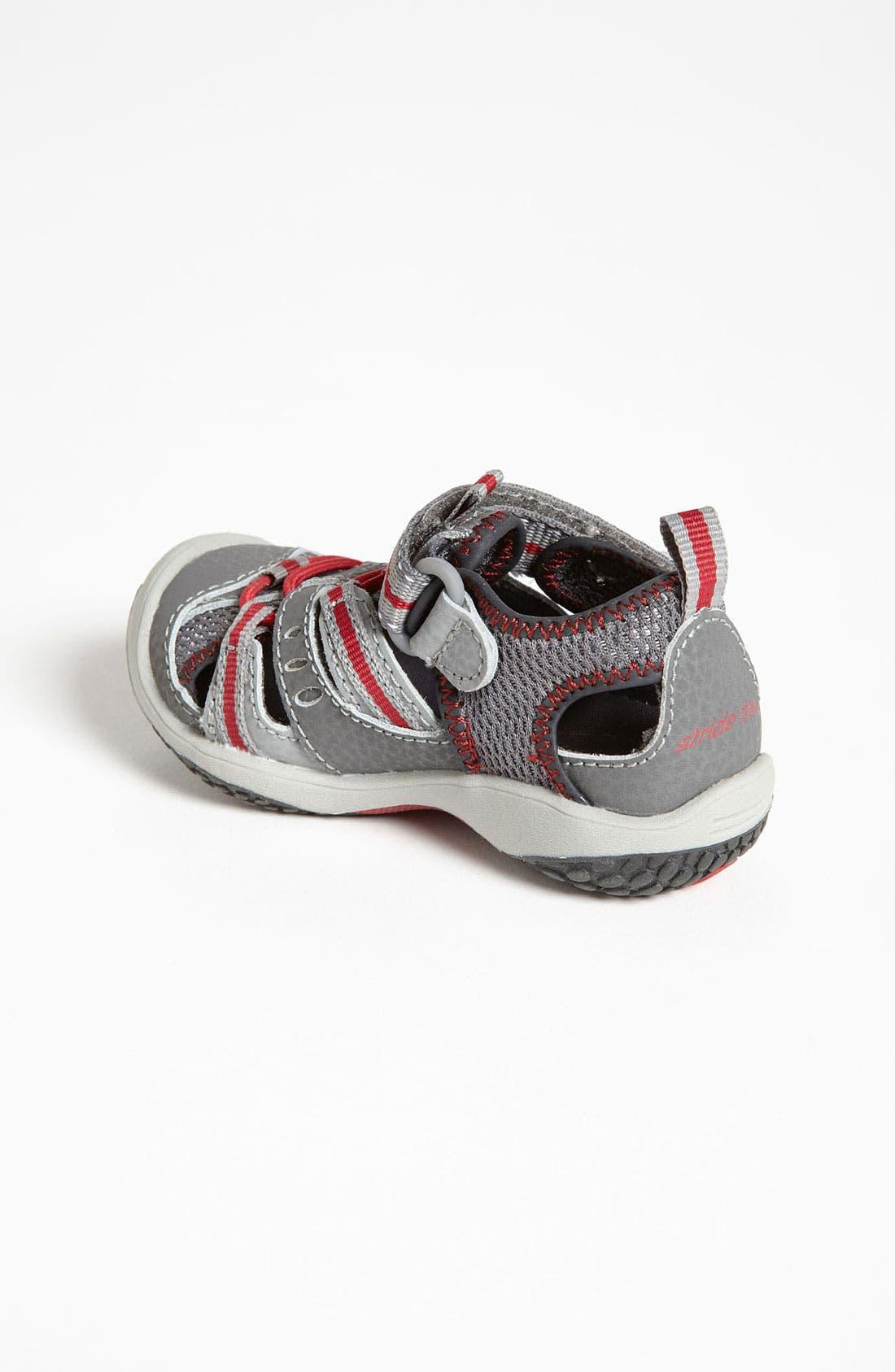 Alternate Image 2  - Stride Rite 'Baby Riff' Sandal (Baby, Walker & Toddler)