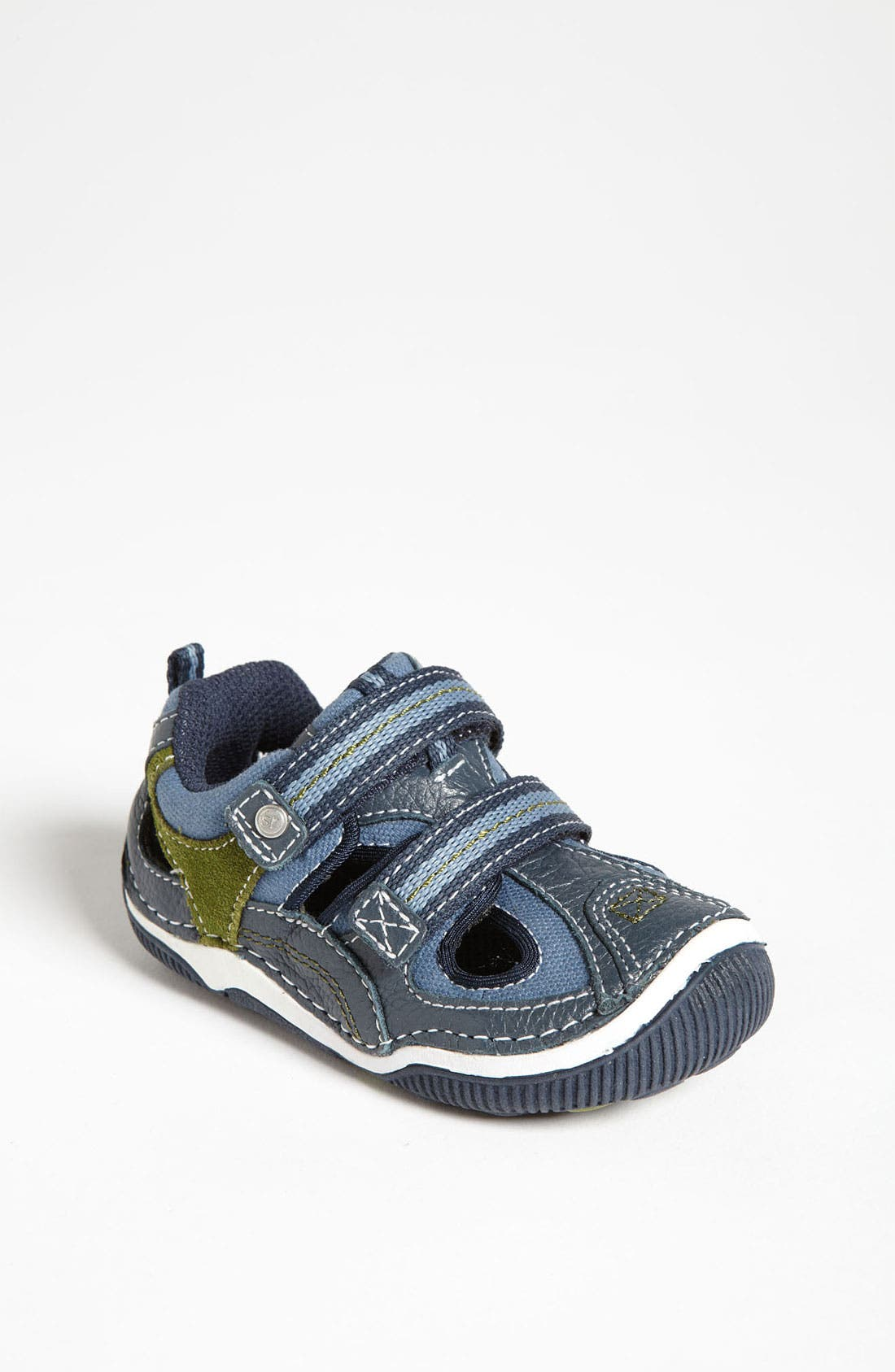 Alternate Image 1 Selected - Stride Rite 'Ruben' Sandal (Baby, Walker & Toddler)
