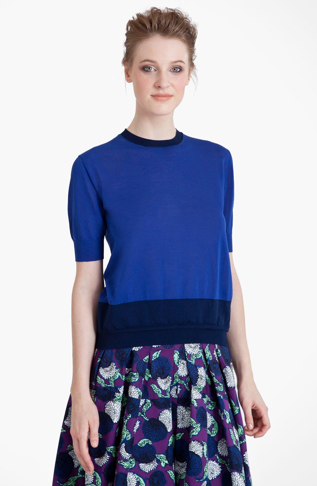 Alternate Image 1 Selected - Marni Bicolor Sweater
