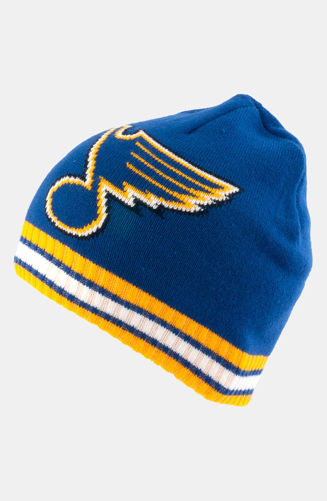 Main Image - American Needle 'St. Louis Blues - Right Wing' Knit Hat