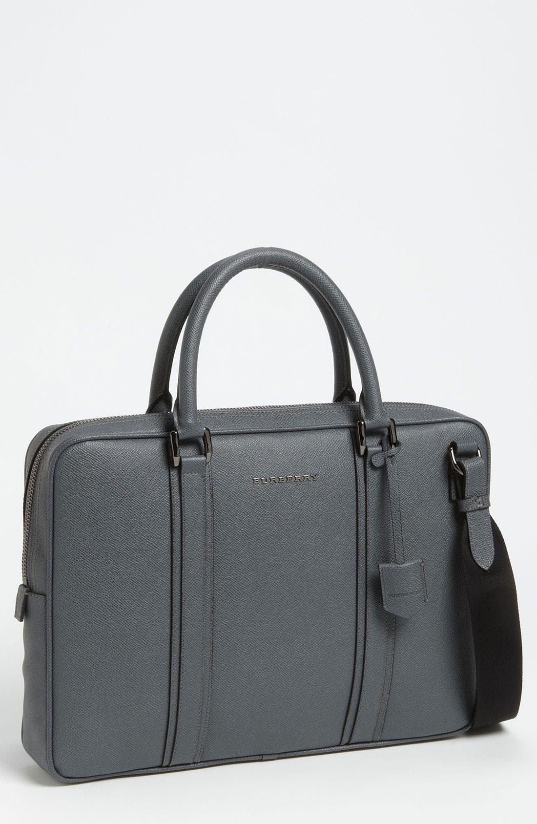 Main Image - Burberry 'Newberg' Briefcase