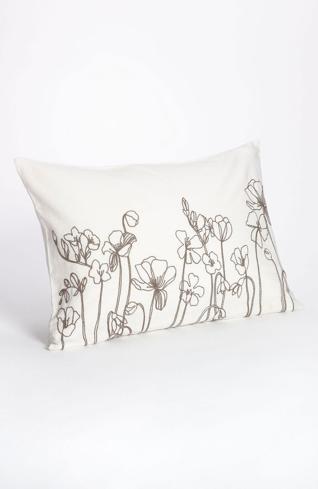 Alternate Image 1 Selected - Nordstrom at Home 'Sketchbook' Embroidered Pillow Cover