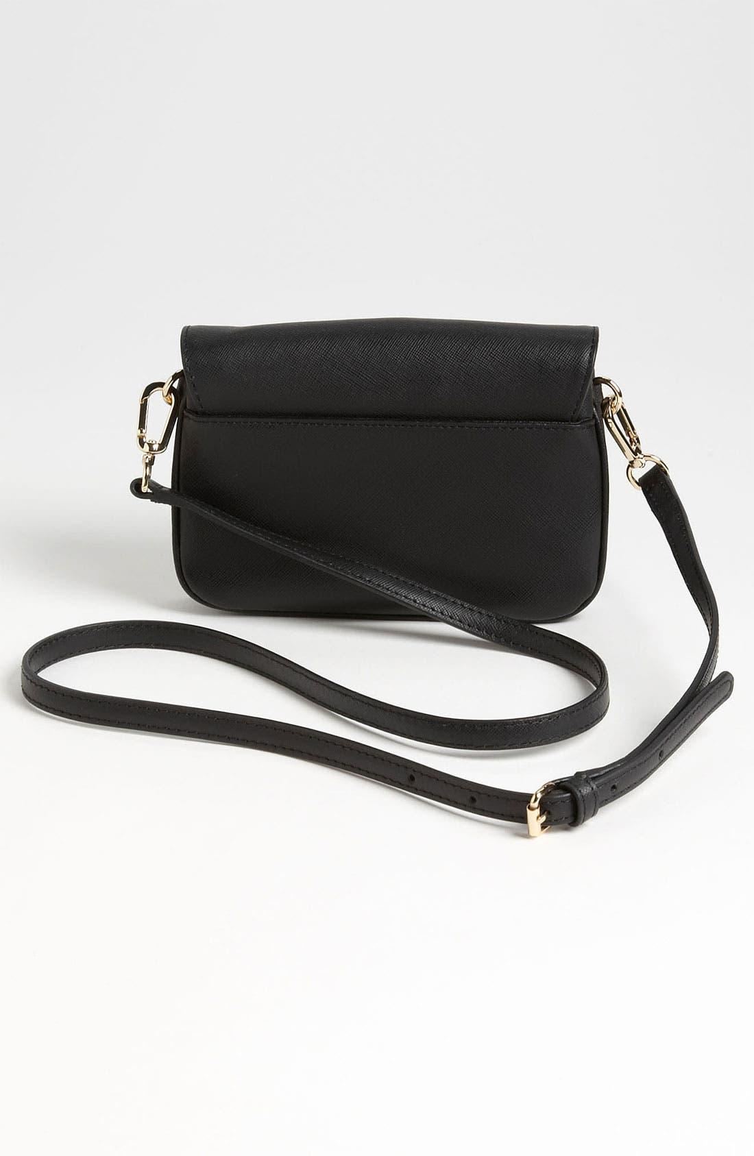 Alternate Image 4  - Tory Burch 'Robinson' Leather Crossbody Bag