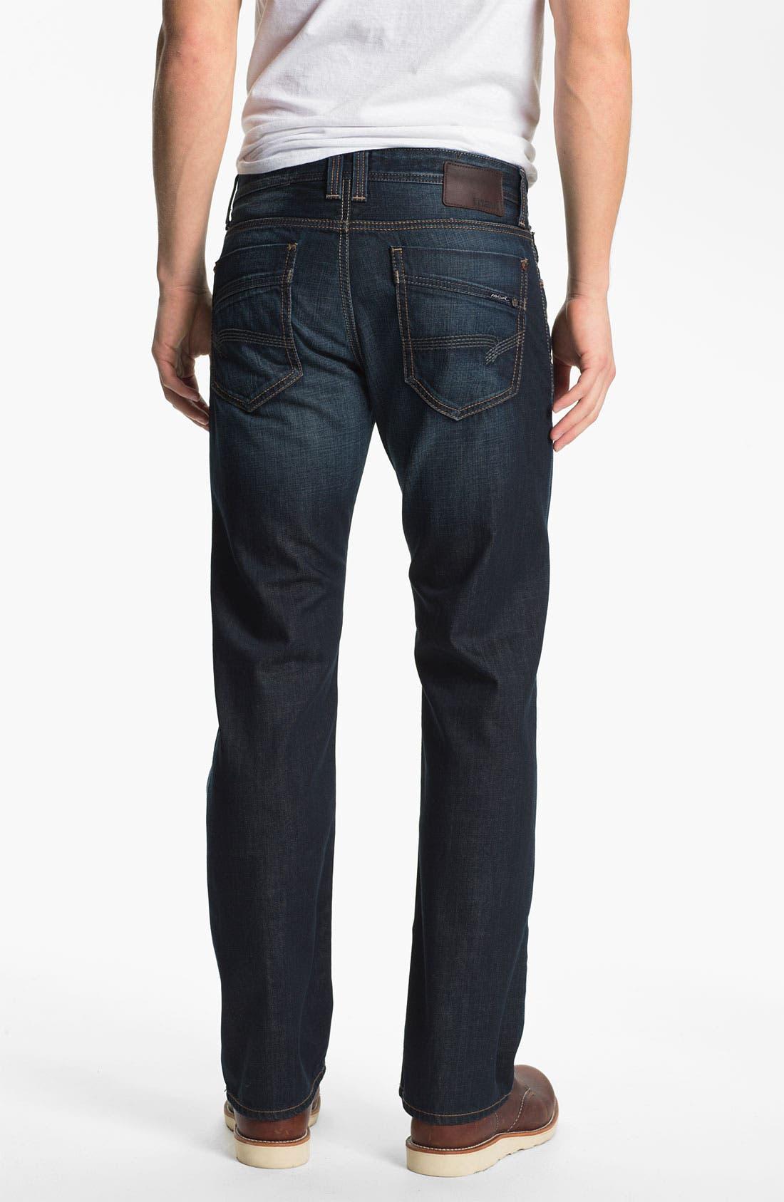 Alternate Image 1 Selected - Mavi Jeans 'Josh' Bootcut Jeans (Deep American Vintage)
