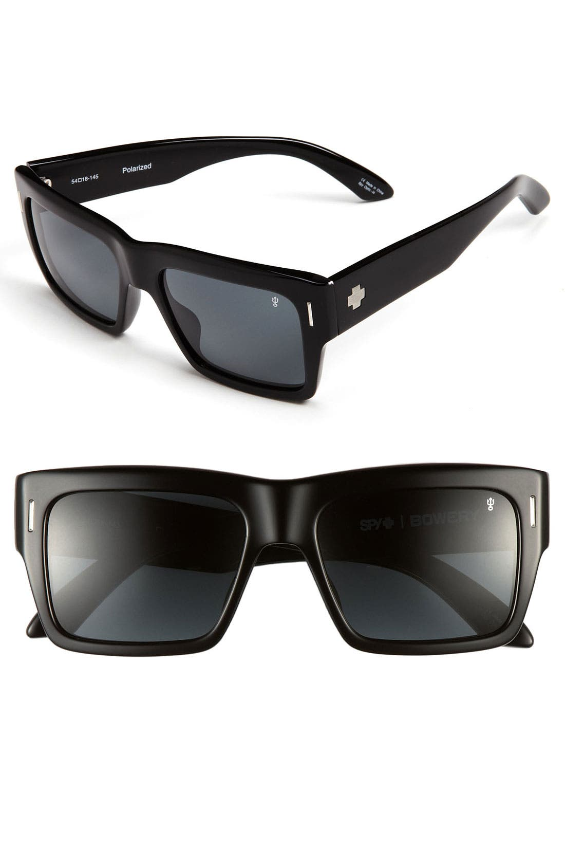 Alternate Image 1 Selected - SPY Optic 'Bowery' 54mm Polarized Sunglasses