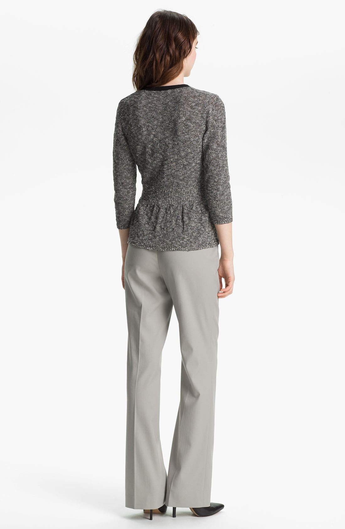 Alternate Image 5  - Classiques Entier® Stretch Wool Twill Pants
