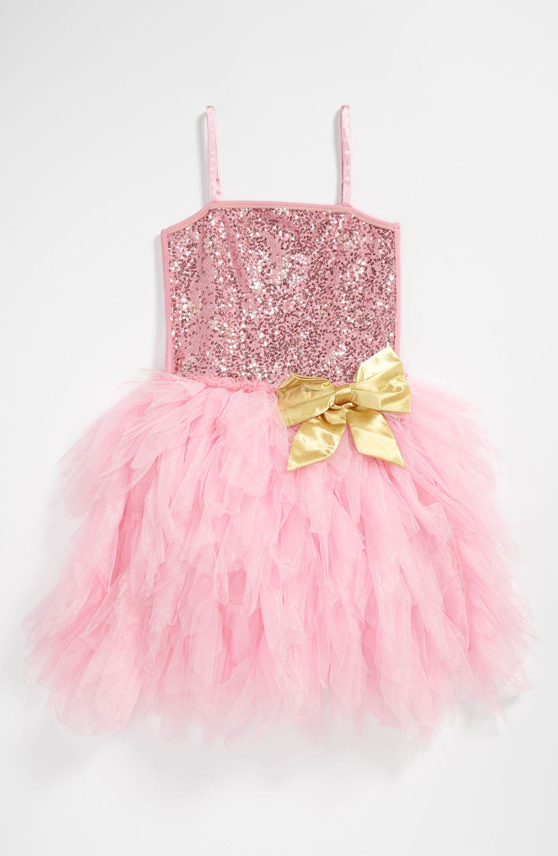 Main Image - Ooh! La, La! Couture 'Wow Emma' Dress (Big Girls)