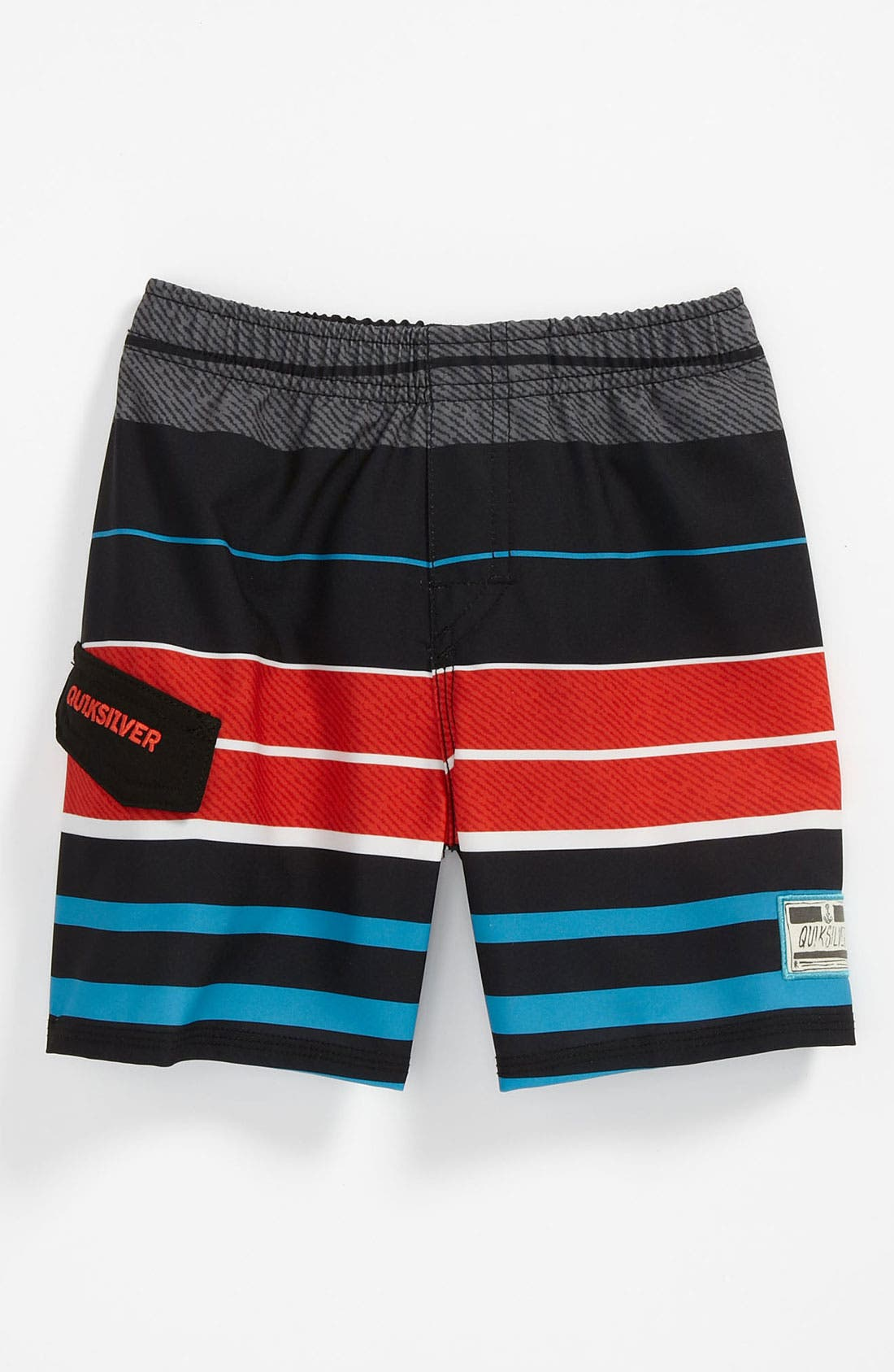 Main Image - Quiksilver 'Way Point' Volley Shorts (Toddler)