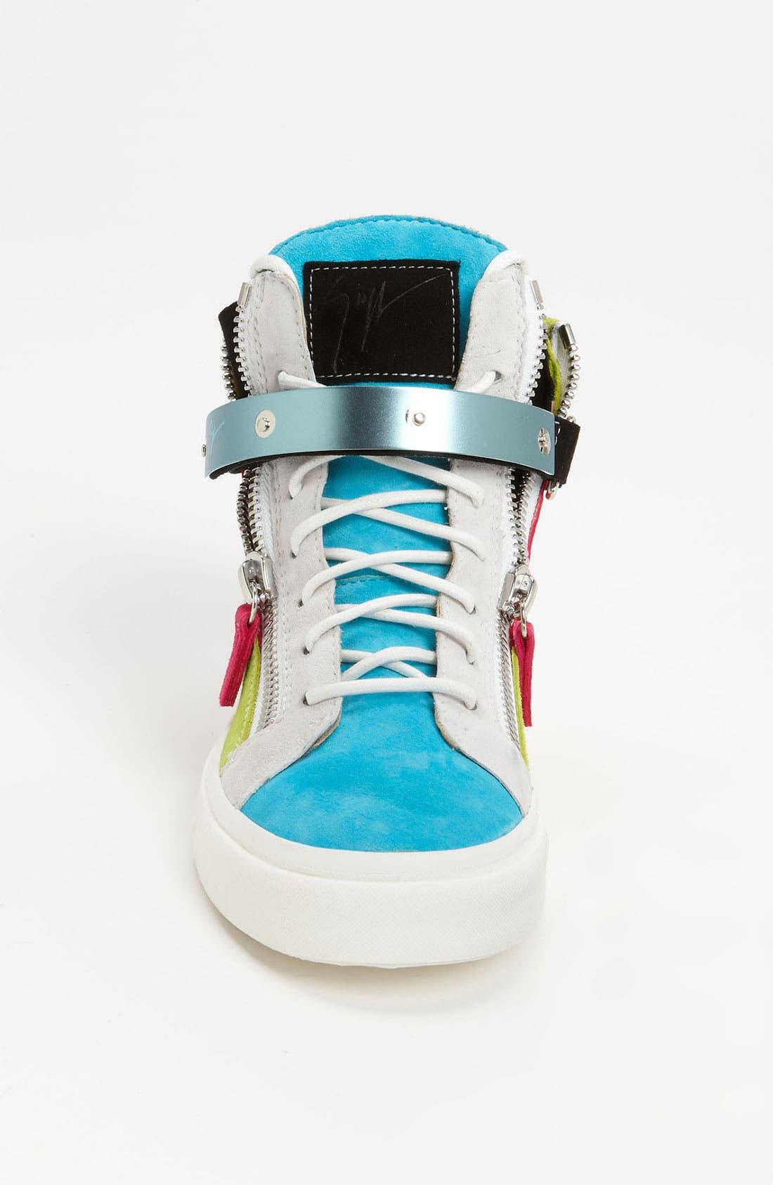 Alternate Image 4  - Giuseppe Zanotti Sneaker