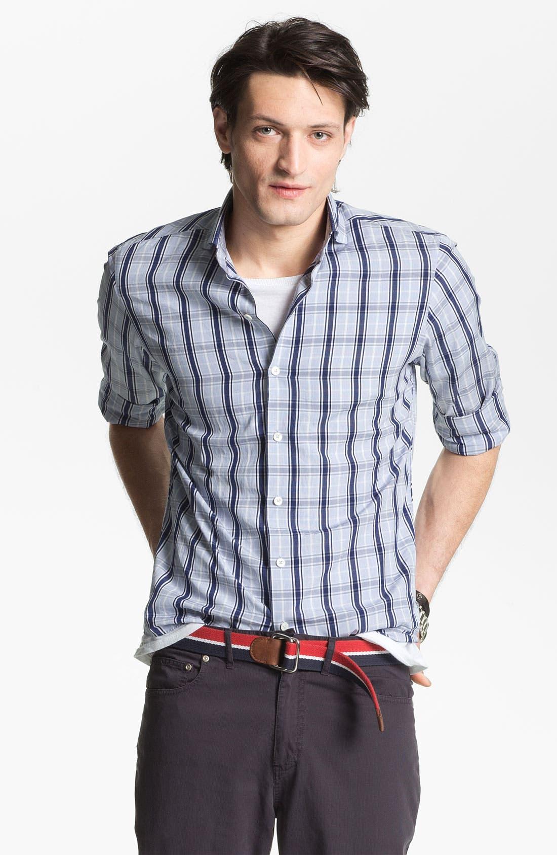 Main Image - Zachary Prell 'Brenton' Sport Shirt