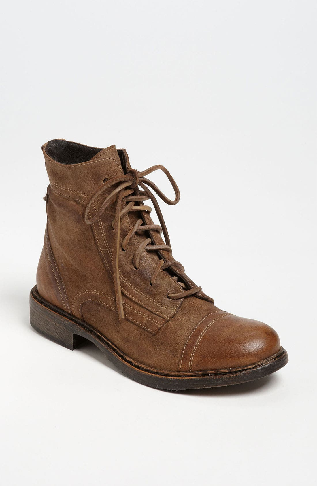 Alternate Image 1 Selected - Giove Lace-Up Ankle Boot