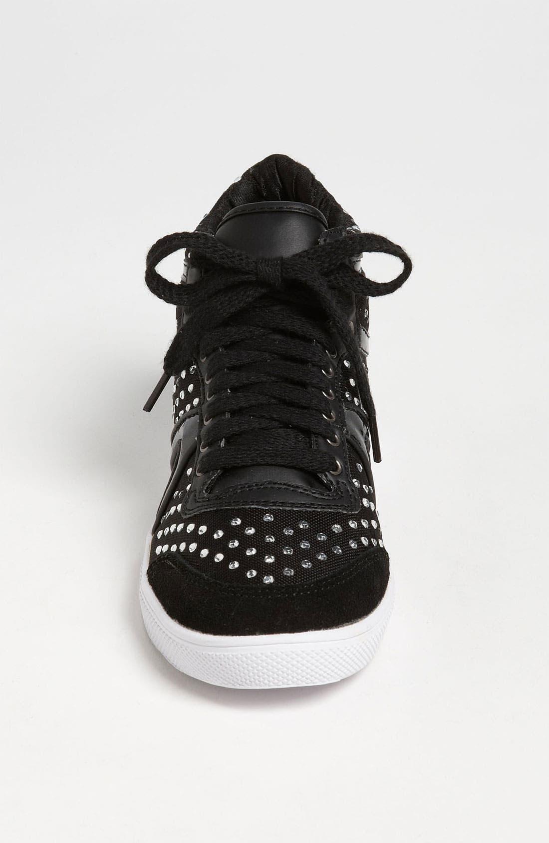 Alternate Image 3  - Topshop 'Tiki-Gem' High Top Sneaker