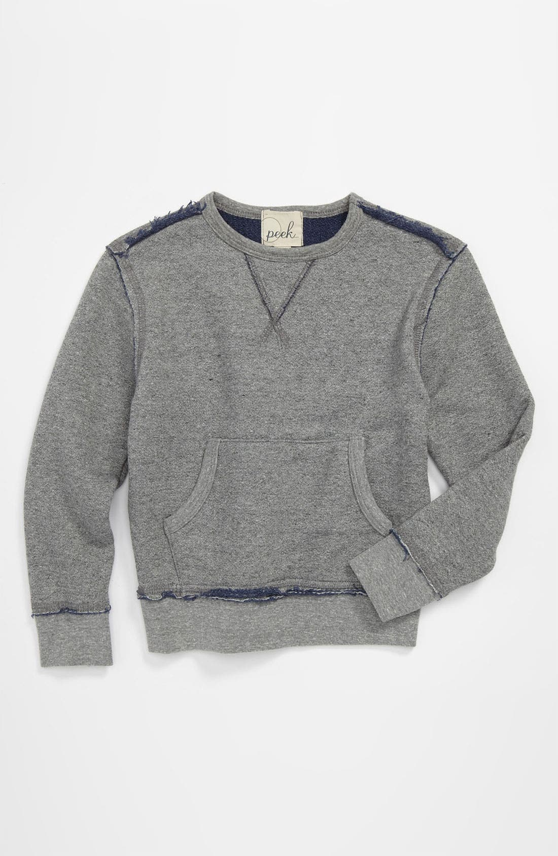 Alternate Image 1 Selected - Peek 'Bradley' Sweater (Little Boys & Big Boys)