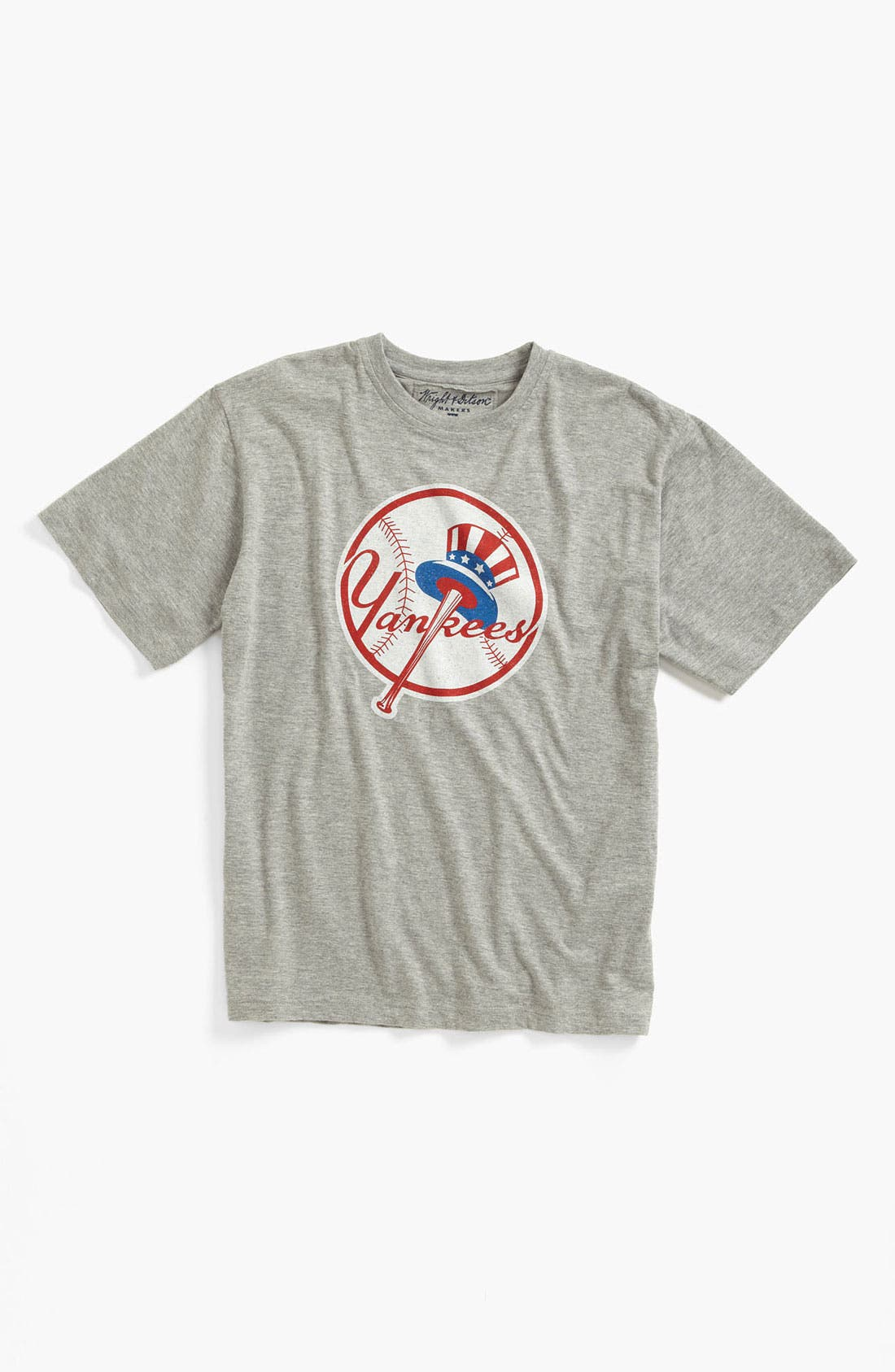 Wright & Ditson 'New York Yankees' T-Shirt (Little Boys & Big Boys)