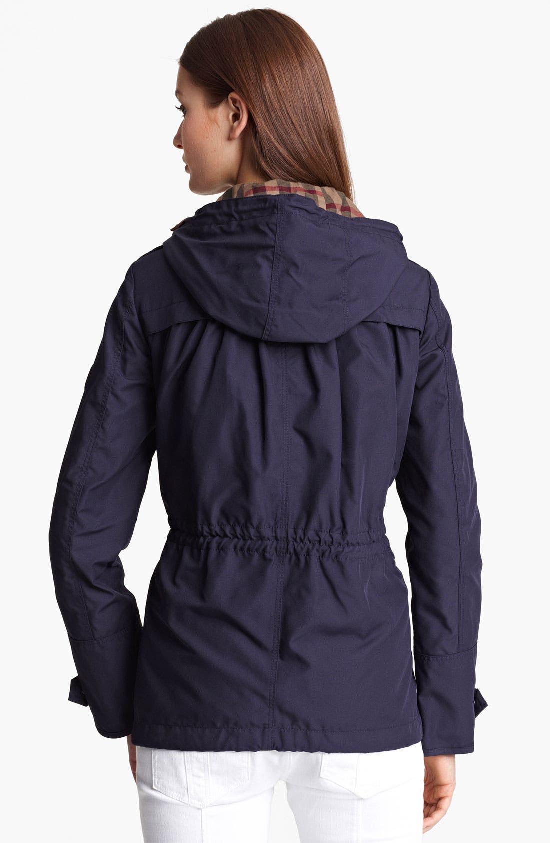 Alternate Image 2  - Burberry Brit 'Whetstone' Jacket