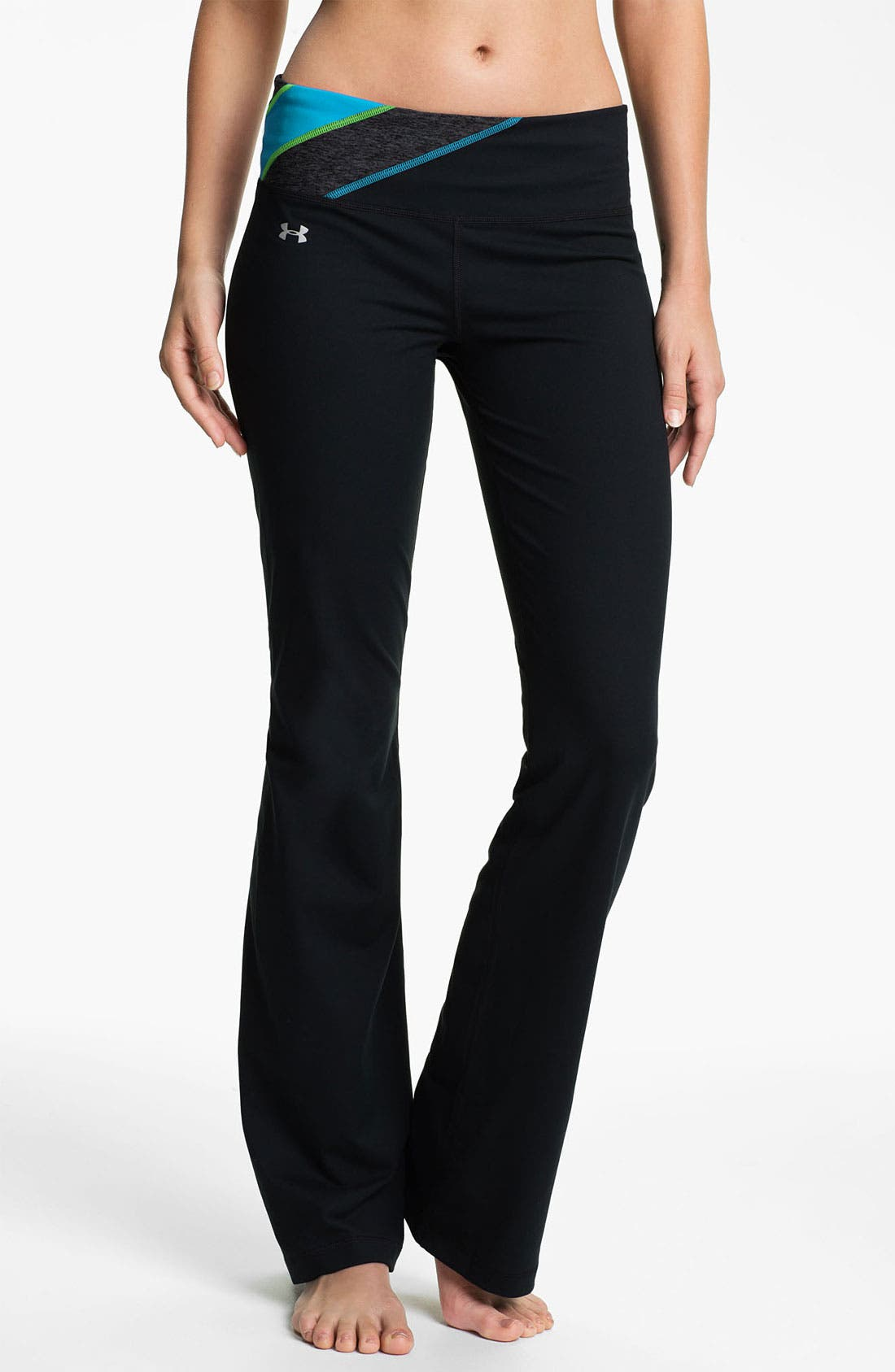 Alternate Image 1 Selected - Under Armour 'Perfect Shape' Pants