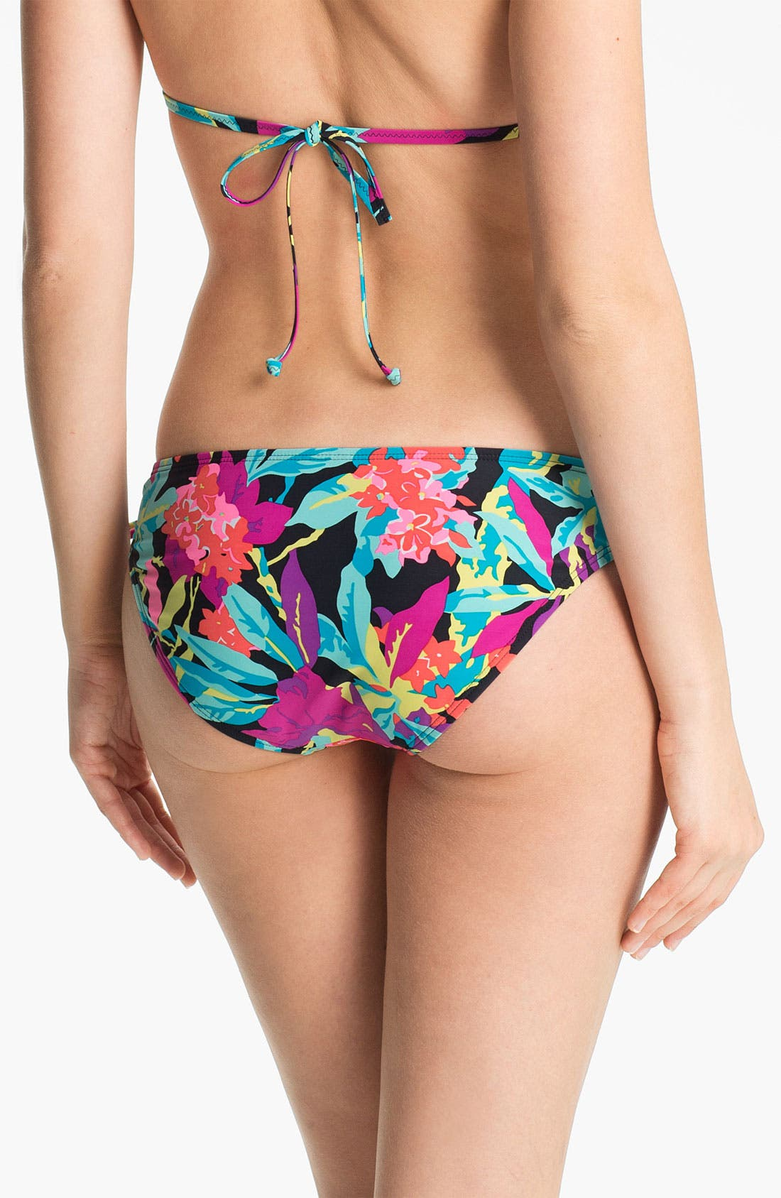 Alternate Image 3  - 'Tropic Tango - 70s Low Rider' Bikini Bottoms