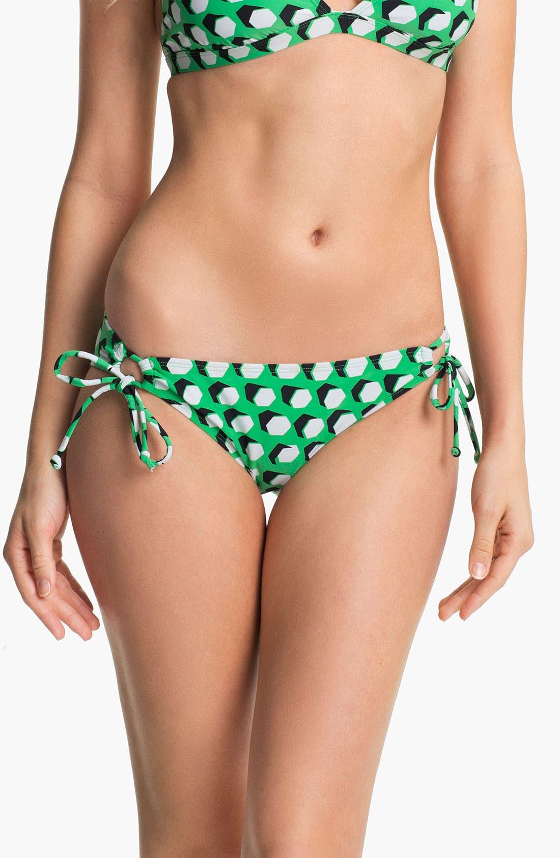 Alternate Image 1 Selected - 'DVF Loves Roxy' Bikini Bottoms
