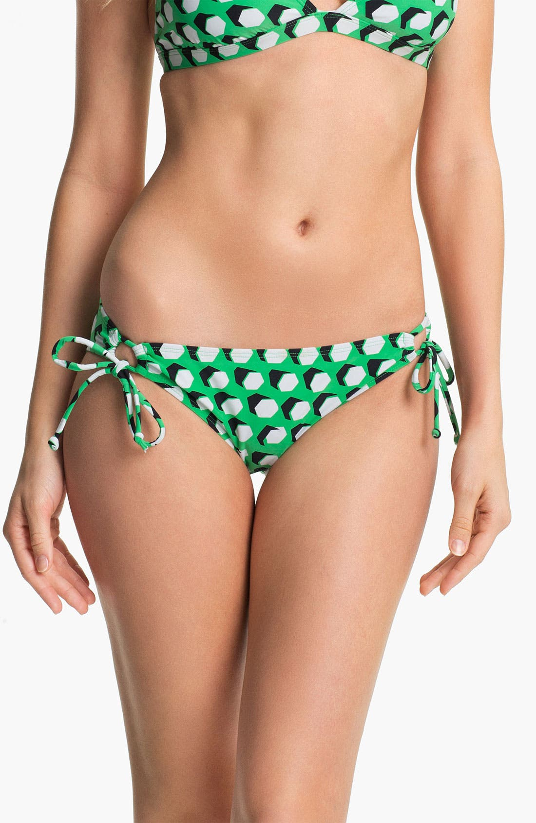Main Image - 'DVF Loves Roxy' Bikini Bottoms