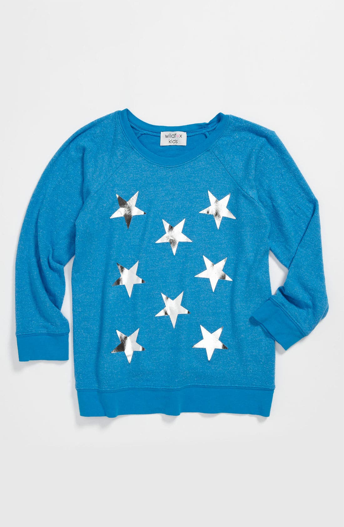 Alternate Image 1 Selected - Wildfox 'Star' Pullover (Big Girls)