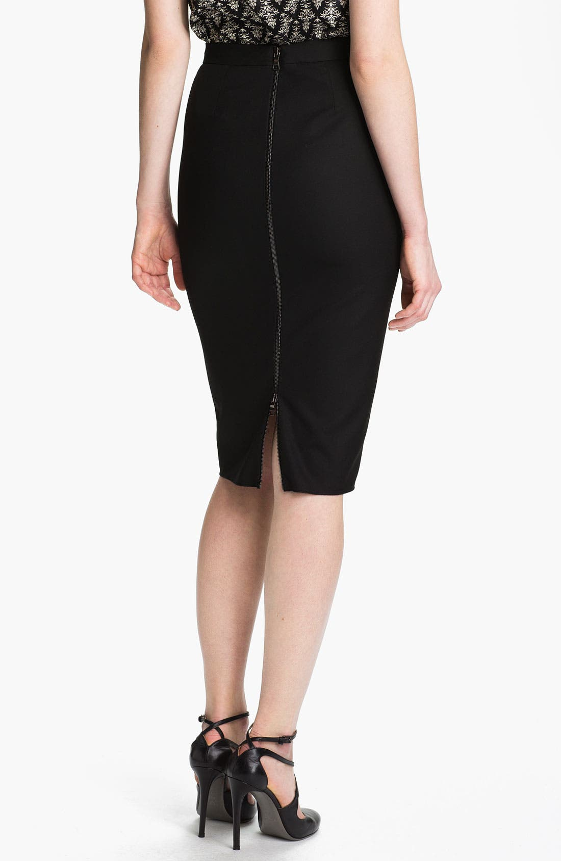 Alternate Image 2  - Robert Rodriguez Pencil Skirt