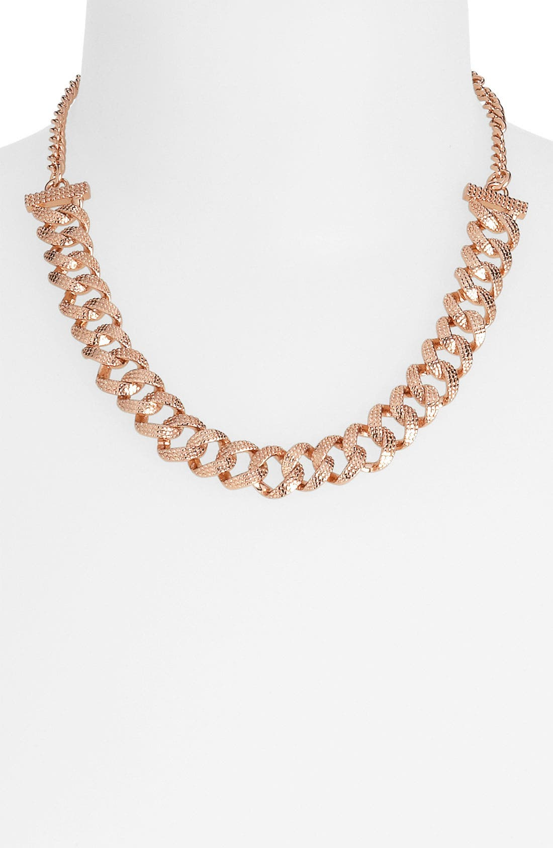 Main Image - MARC BY MARC JACOBS 'Lizard' Link Necklace