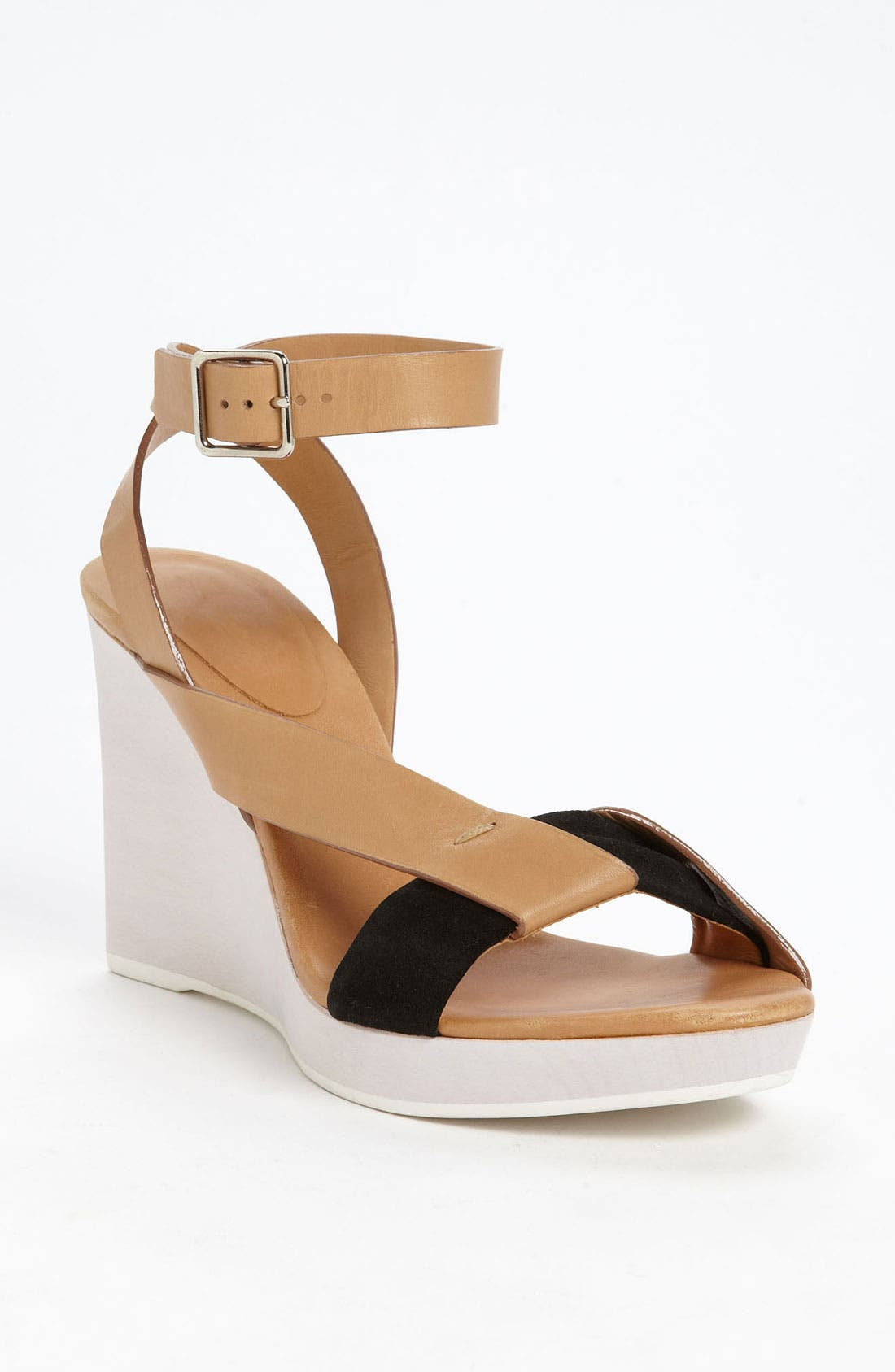 Alternate Image 1 Selected - See by Chloé Summer Wedge Sandal