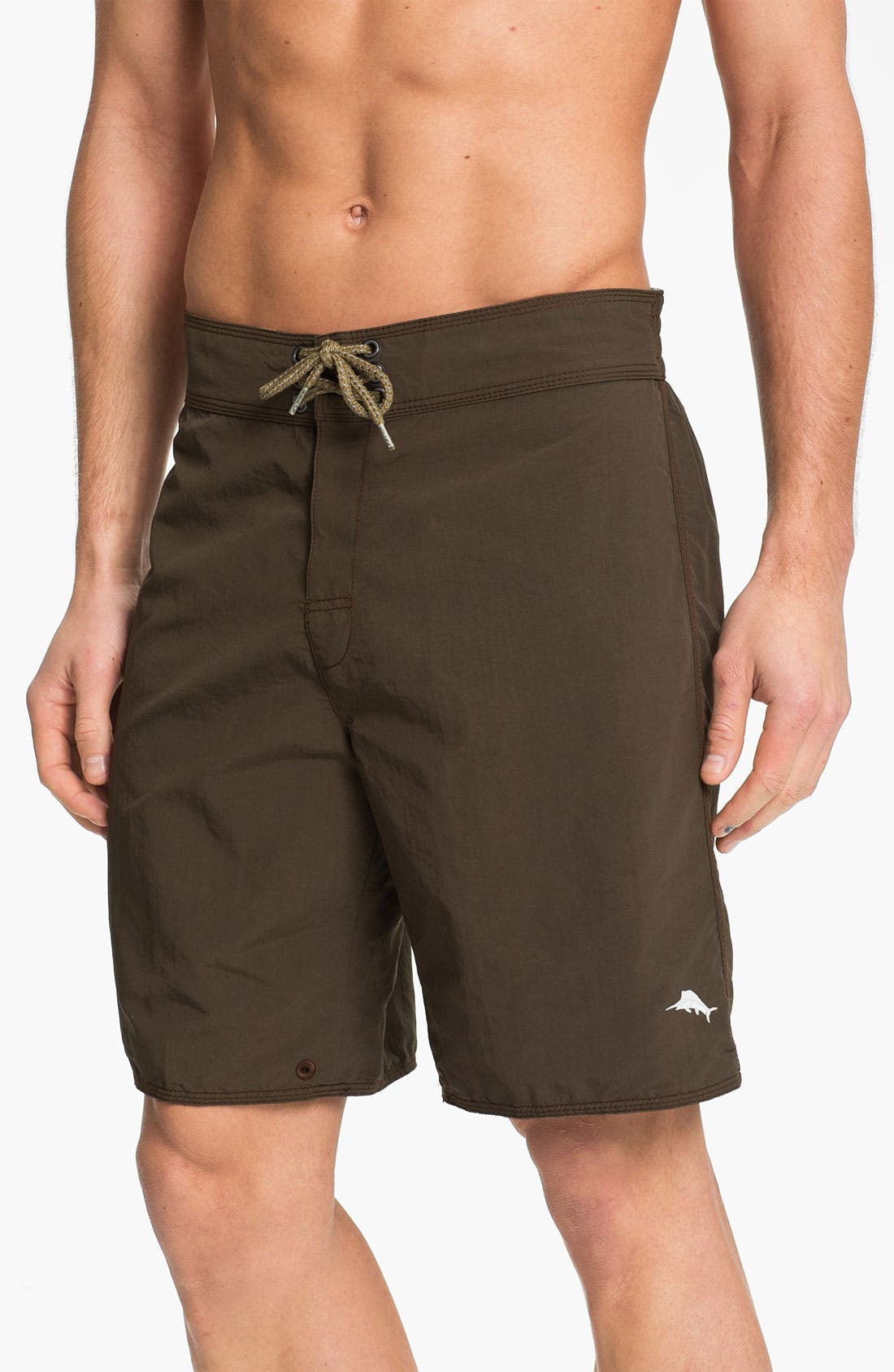 Alternate Image 2  - Tommy Bahama Relax 'Fern Baby Fern' Reversible Board Shorts (Online Only)