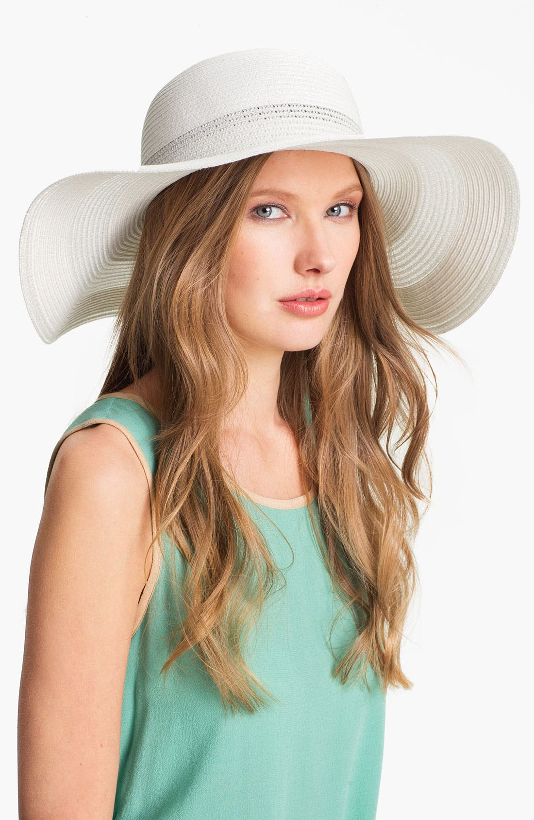 Alternate Image 1 Selected - Collection XIIX Floppy Hat