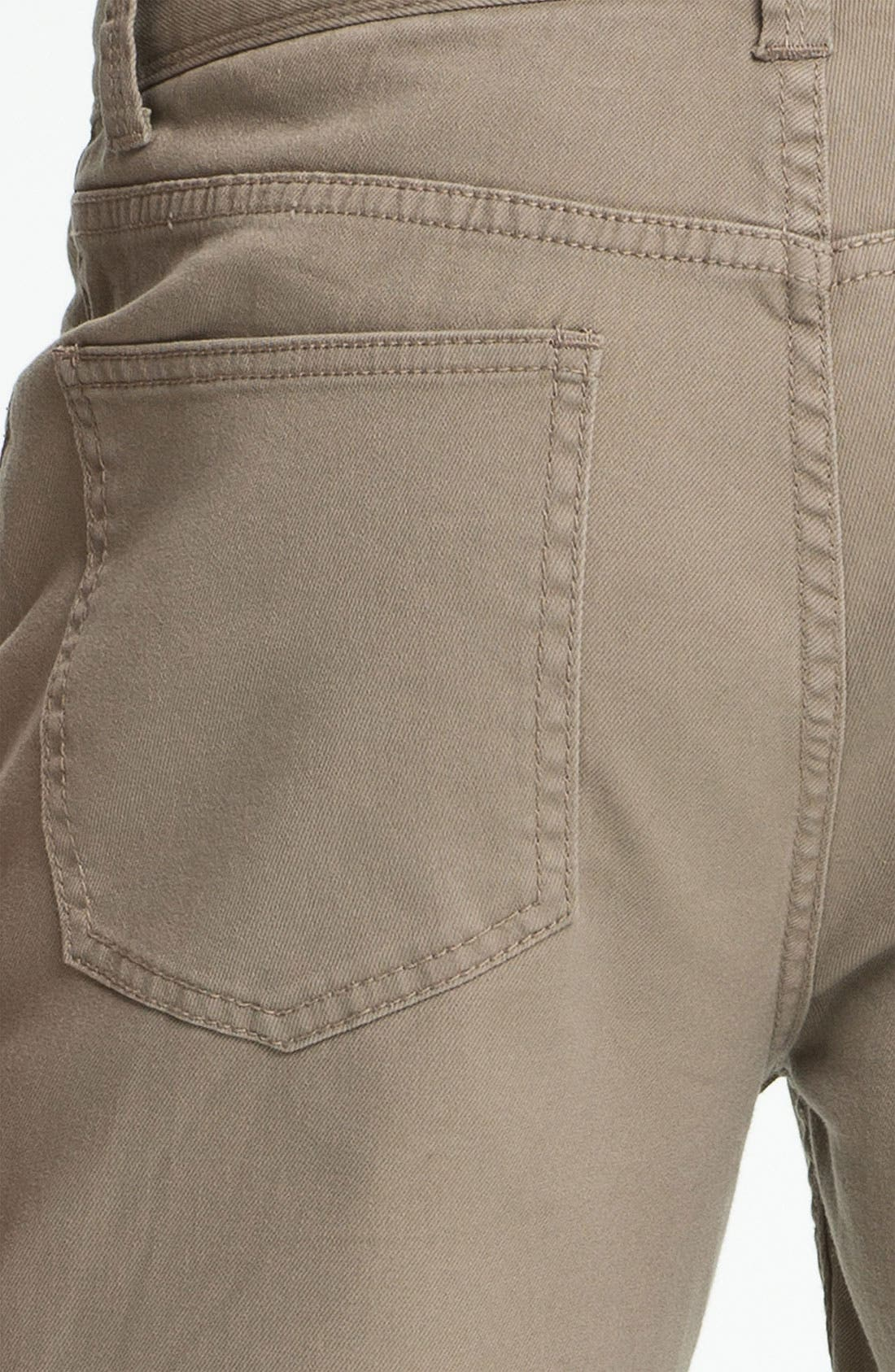 Alternate Image 3  - O'Neill 'Dylan' Slim Five Pocket Pants