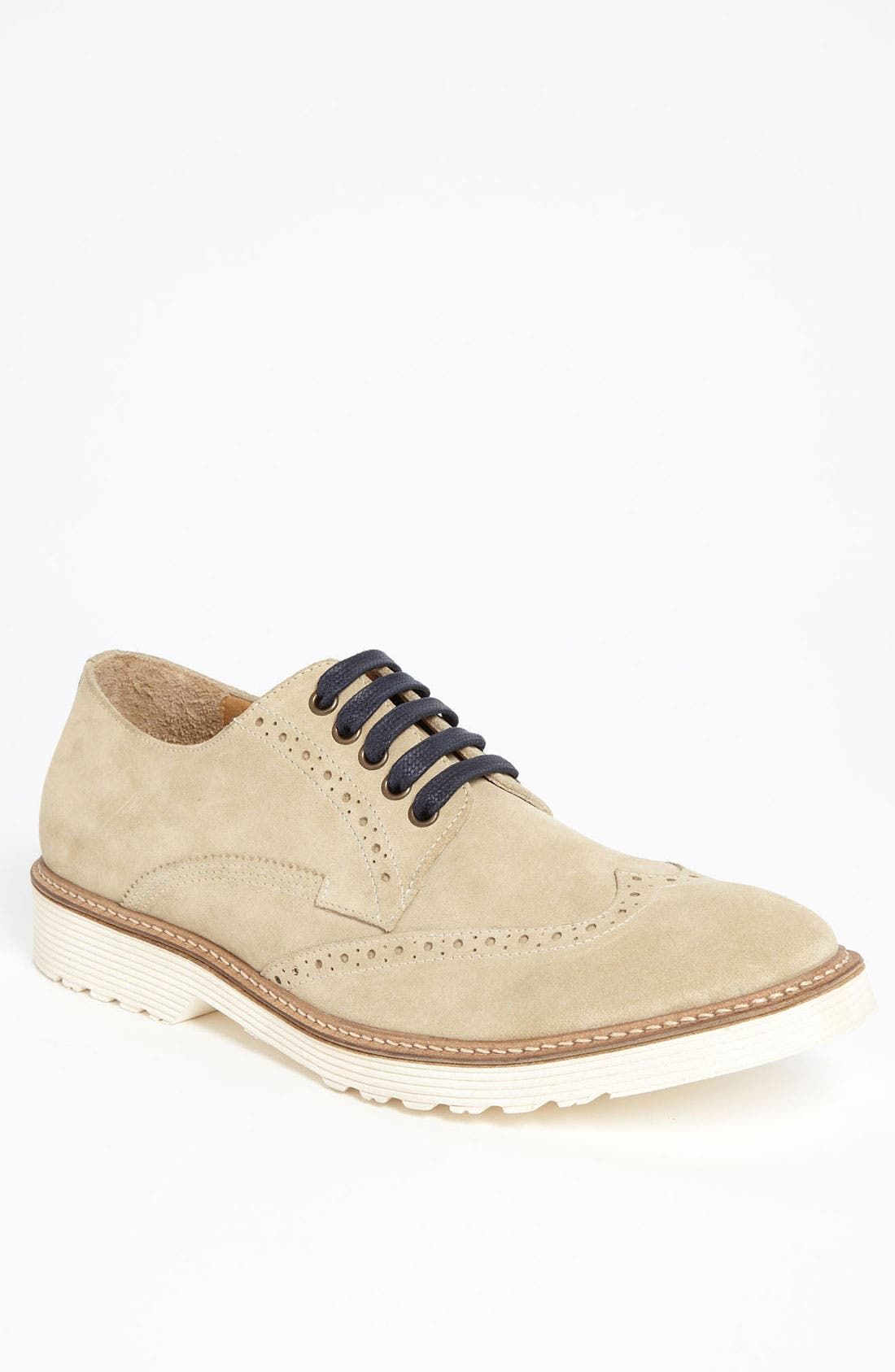 Alternate Image 1 Selected - McQ by Alexander McQueen Suede Wingtip