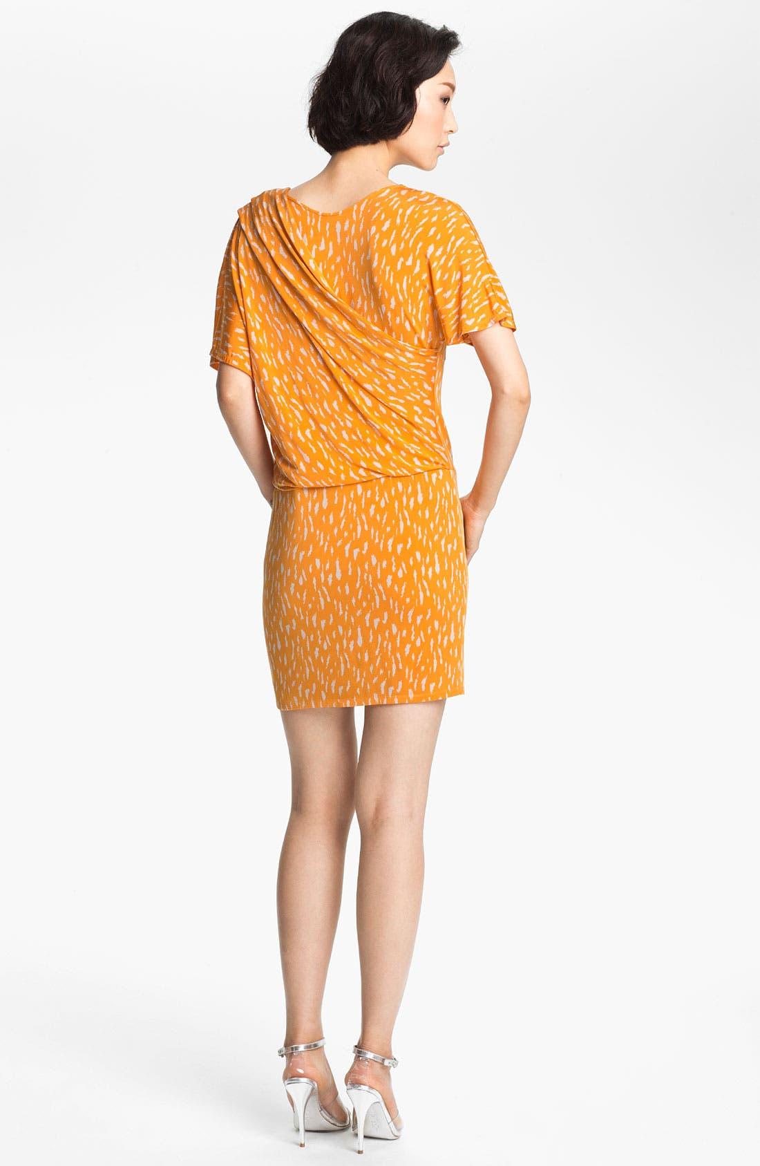 Alternate Image 2  - Tracy Reese Print Jersey Dress