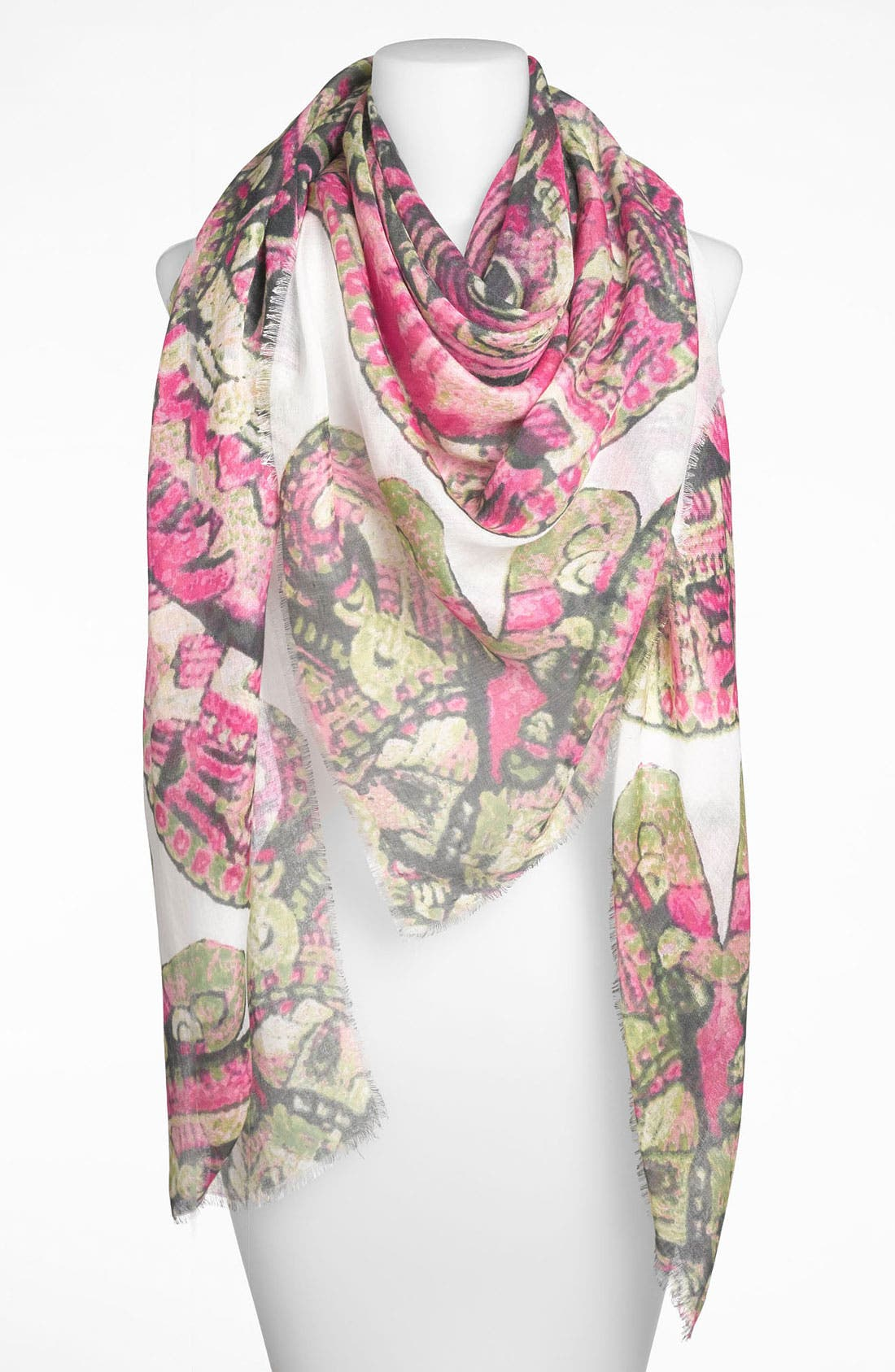 Main Image - Tarnish 'Aztec' Print Scarf
