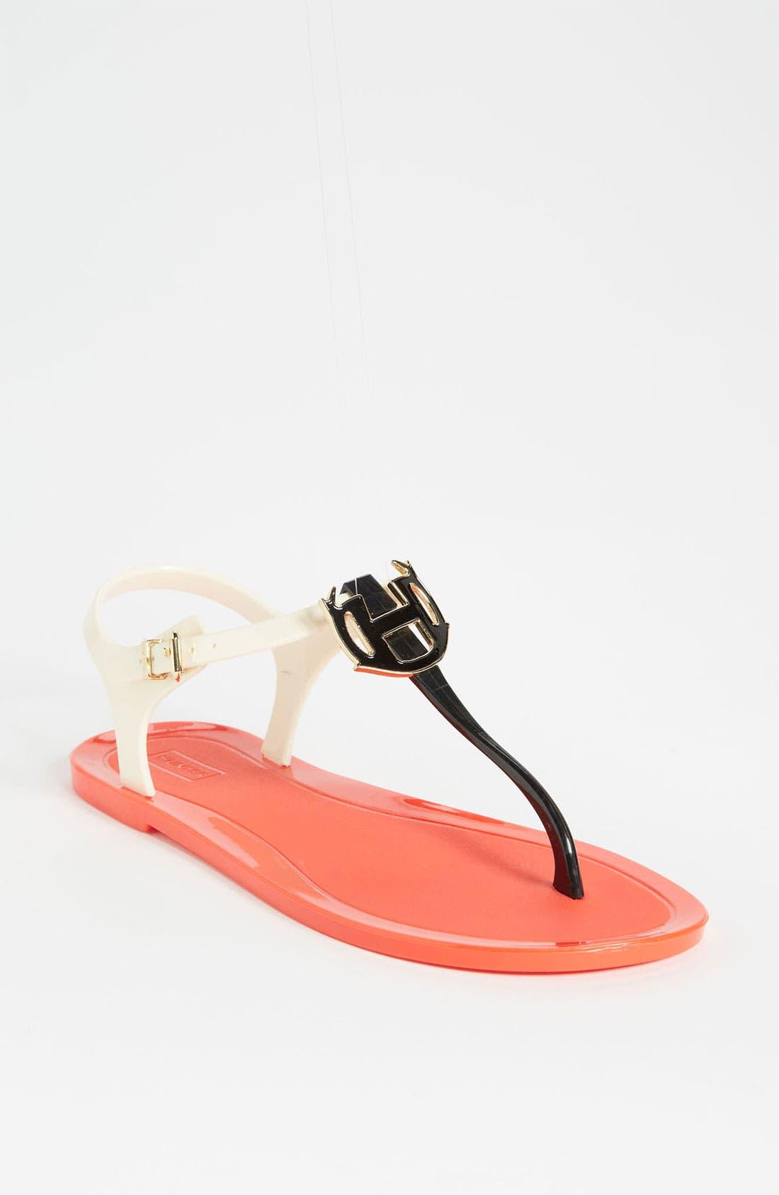 Alternate Image 1 Selected - Hunter 'Highcliffe' Sandal
