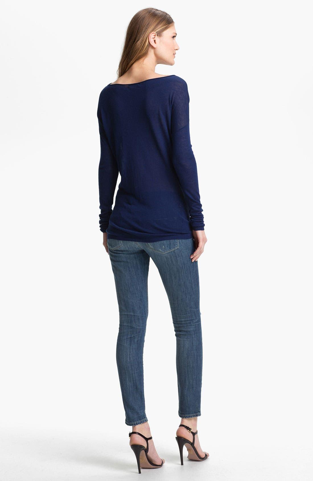 Alternate Image 2  - Vince Boatneck Sweater