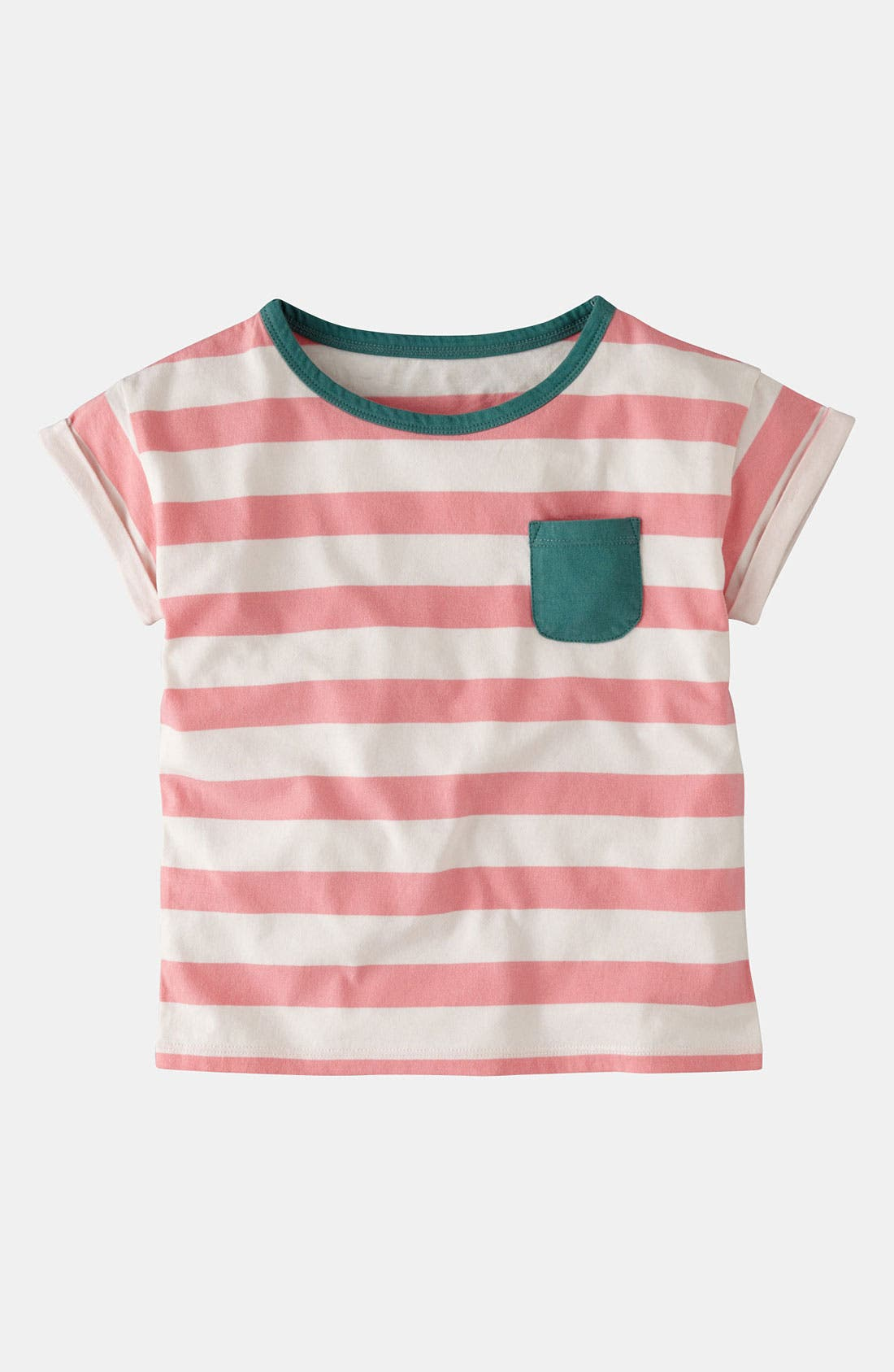 Main Image - Mini Boden 'Slouchy' Tee (Little Girls & Big Girls)