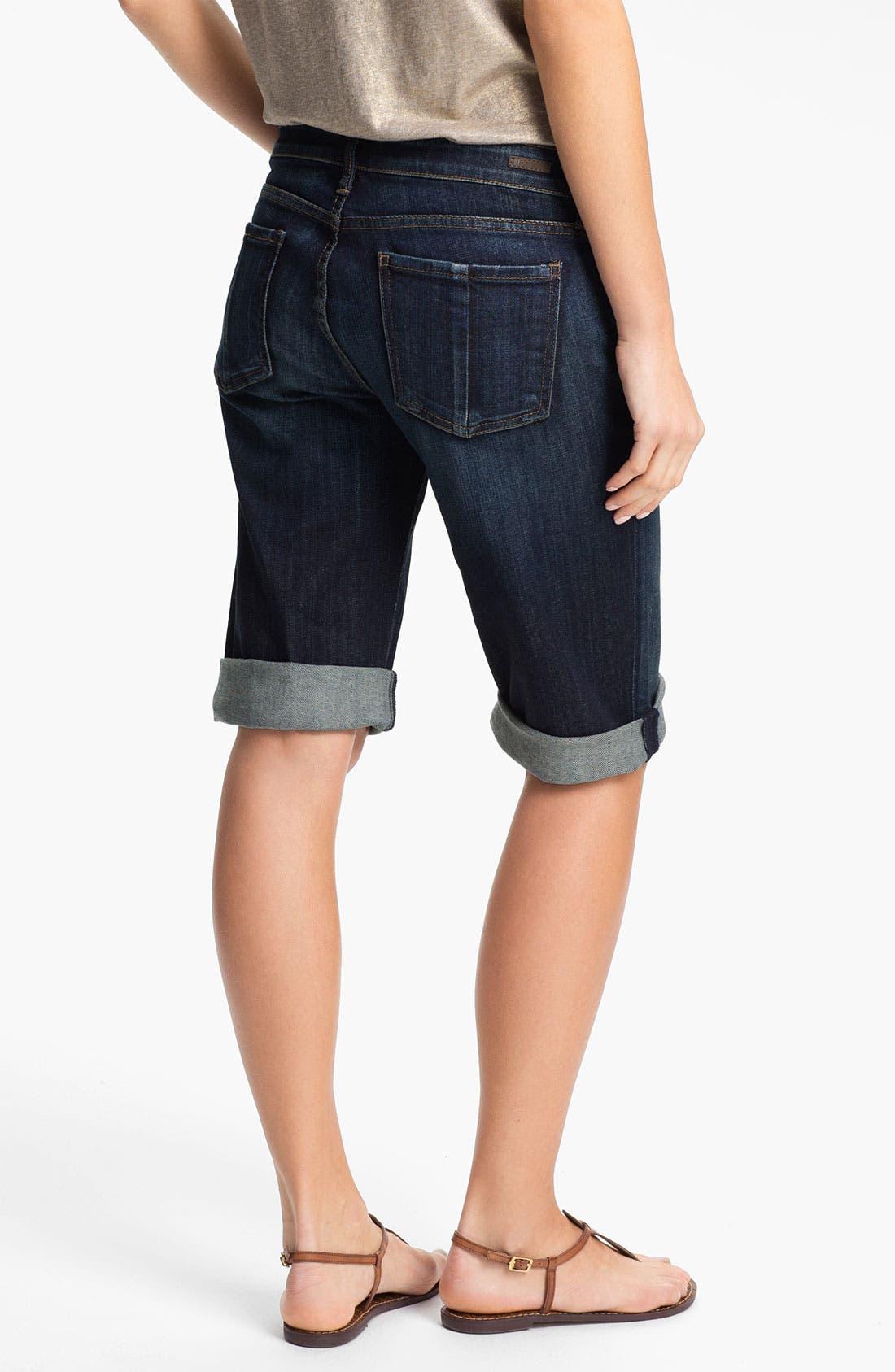 Alternate Image 2  - KUT from the Kloth Denim Bermuda Shorts